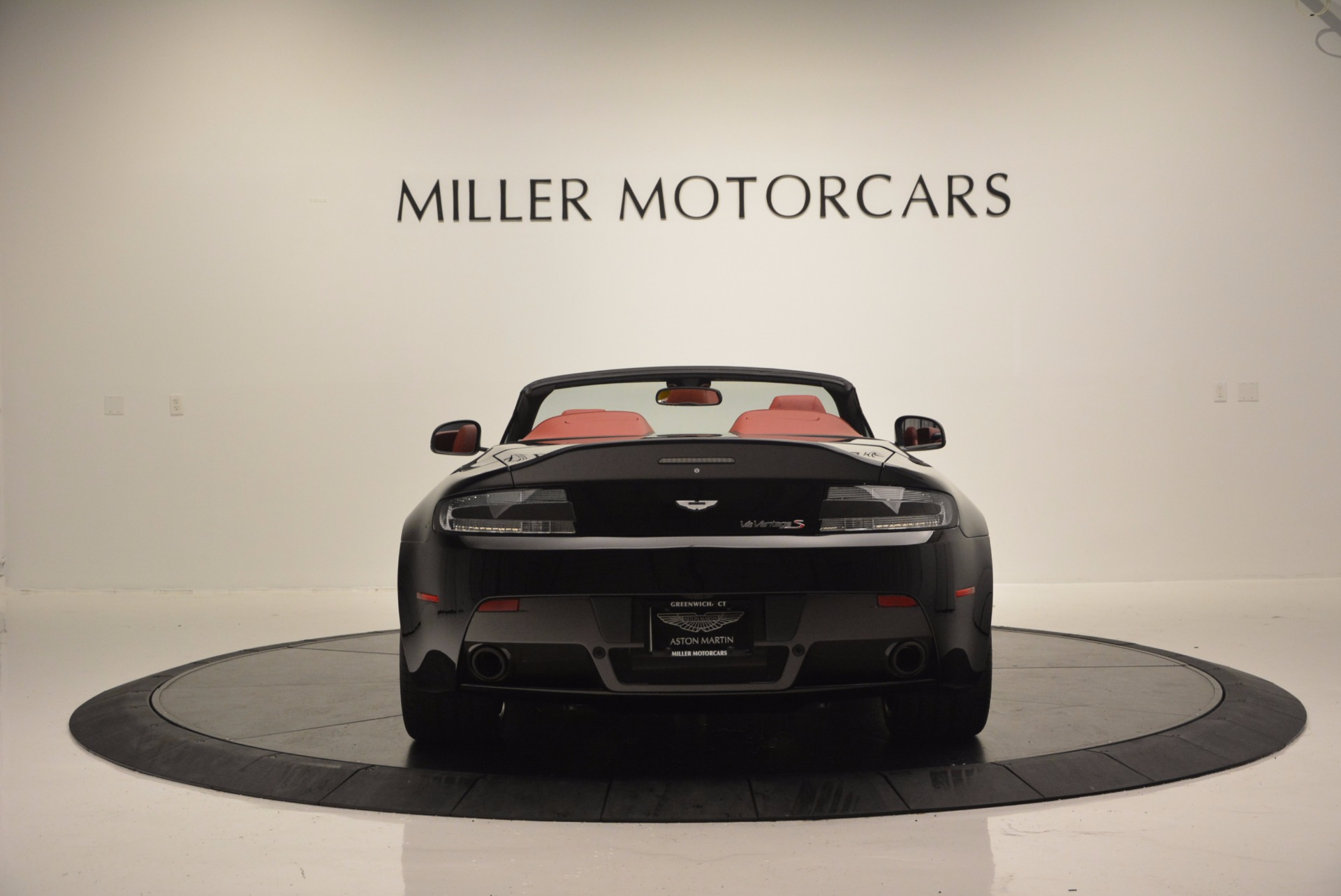 Used 2015 Aston Martin V12 Vantage S Roadster For Sale In Westport, CT 1335_p6