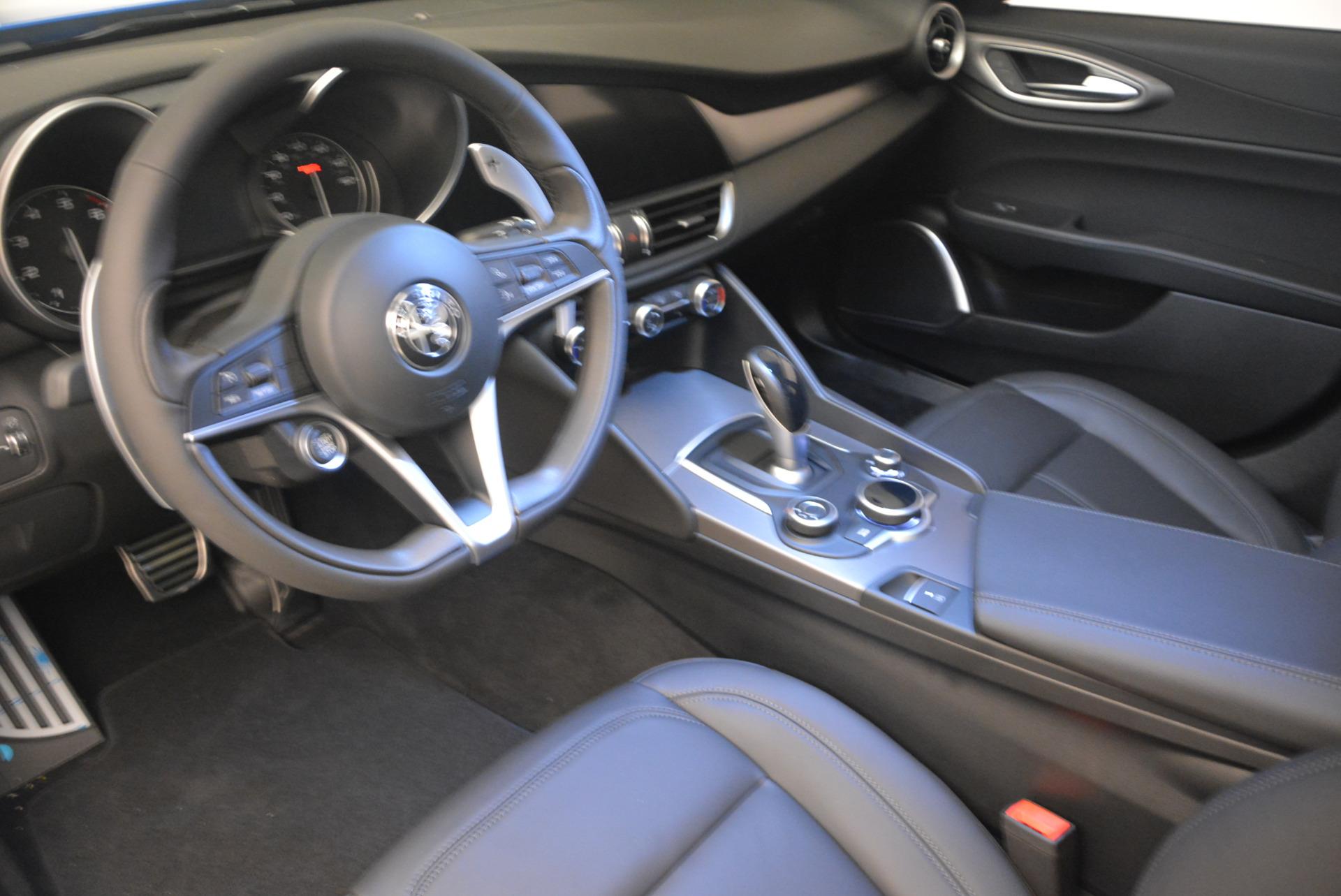 New 2017 Alfa Romeo Giulia Q4 For Sale In Westport, CT 1338_p15