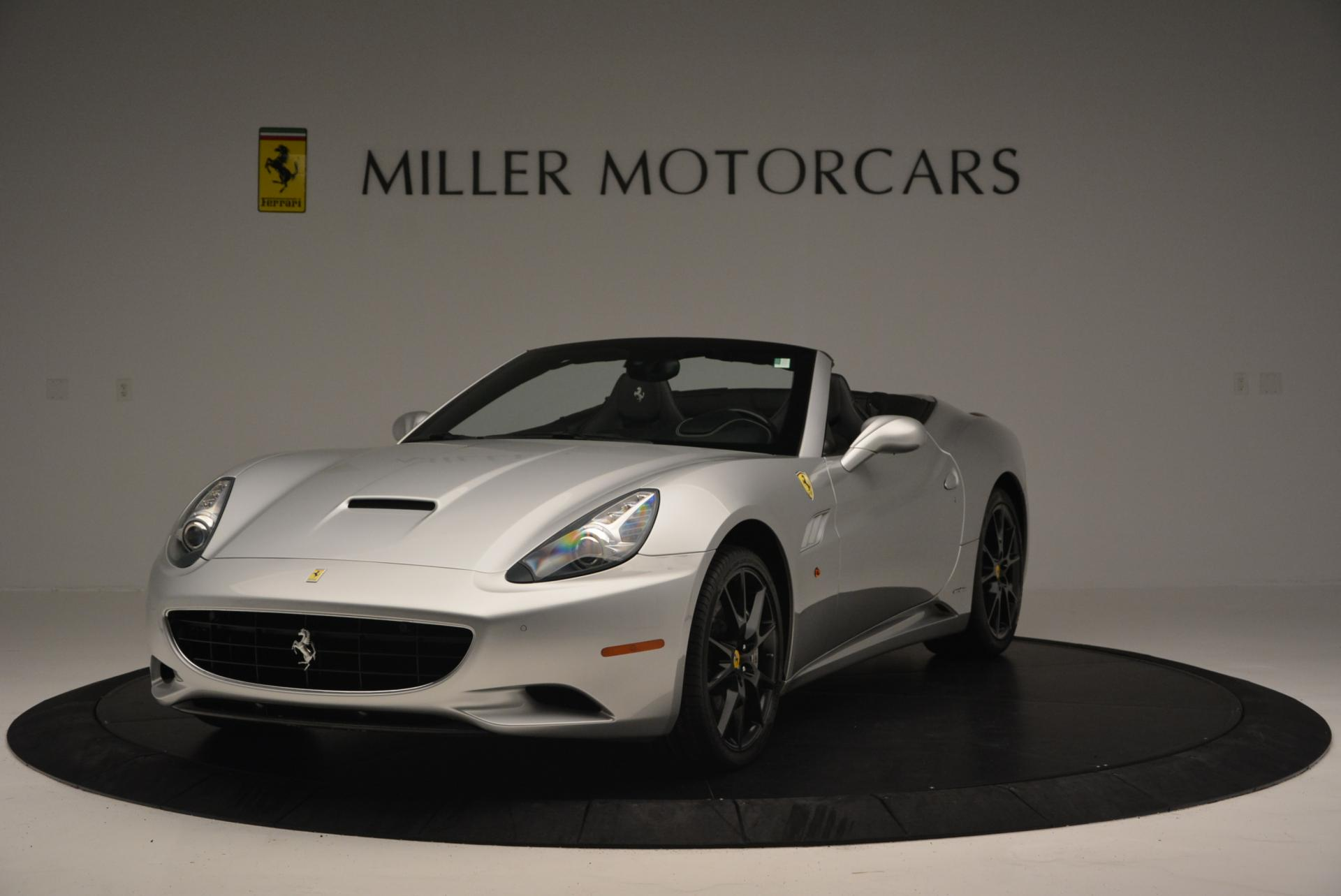 Used 2012 Ferrari California  For Sale In Westport, CT 134_main