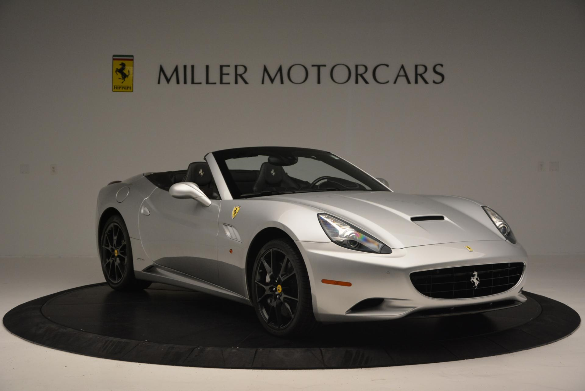 Used 2012 Ferrari California  For Sale In Westport, CT 134_p11