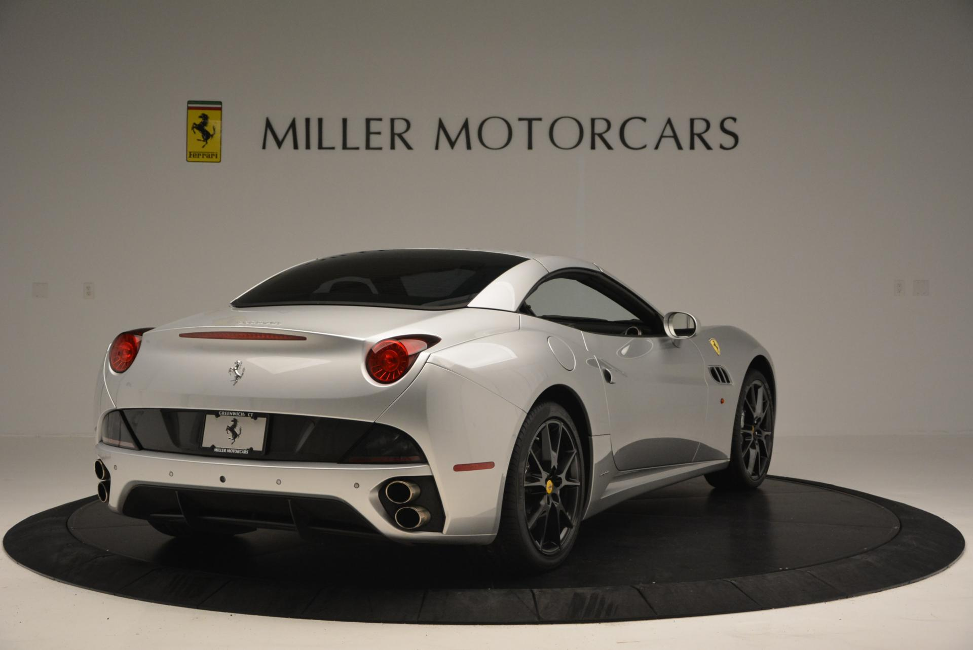 Used 2012 Ferrari California  For Sale In Westport, CT 134_p19