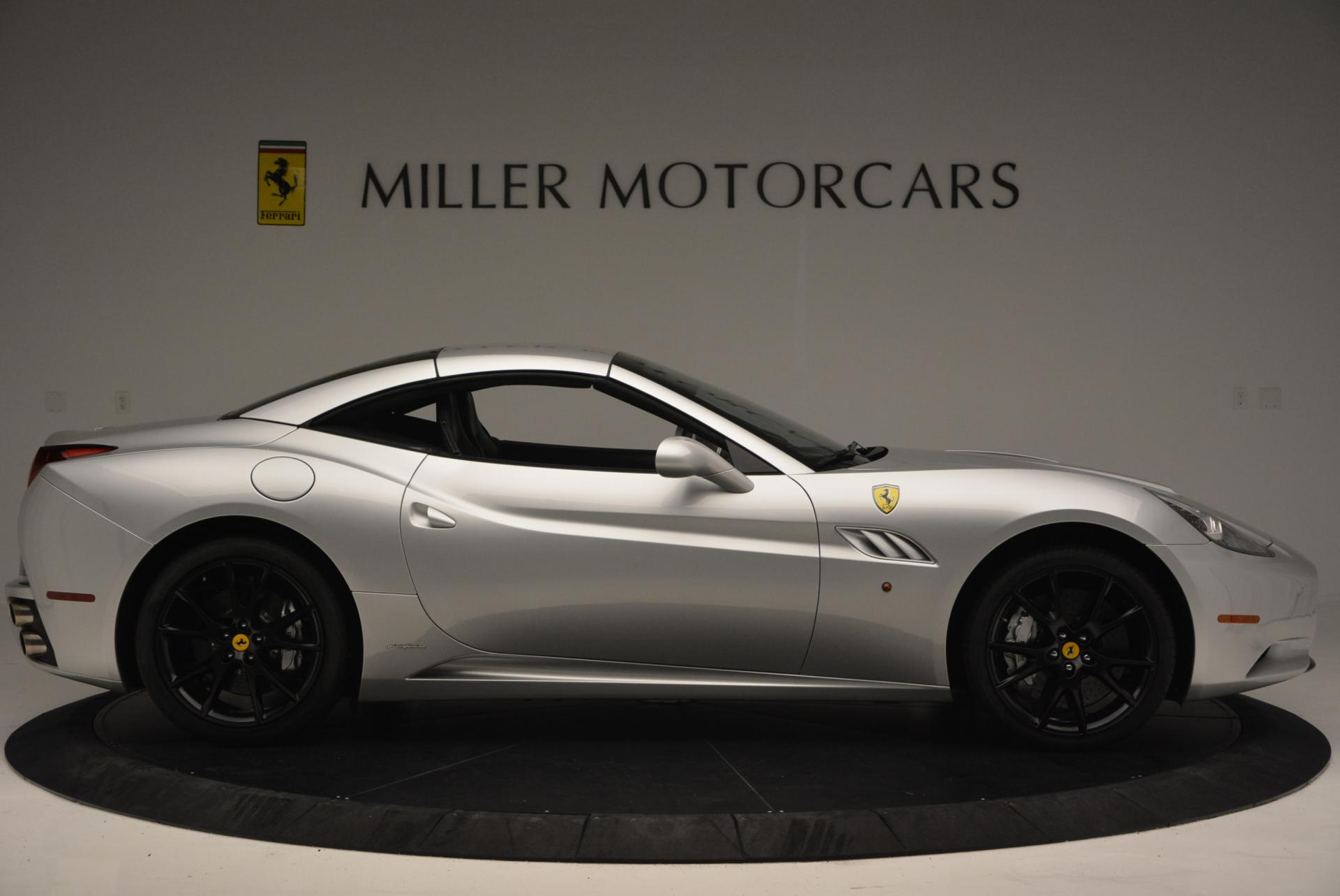 Used 2012 Ferrari California  For Sale In Westport, CT 134_p21