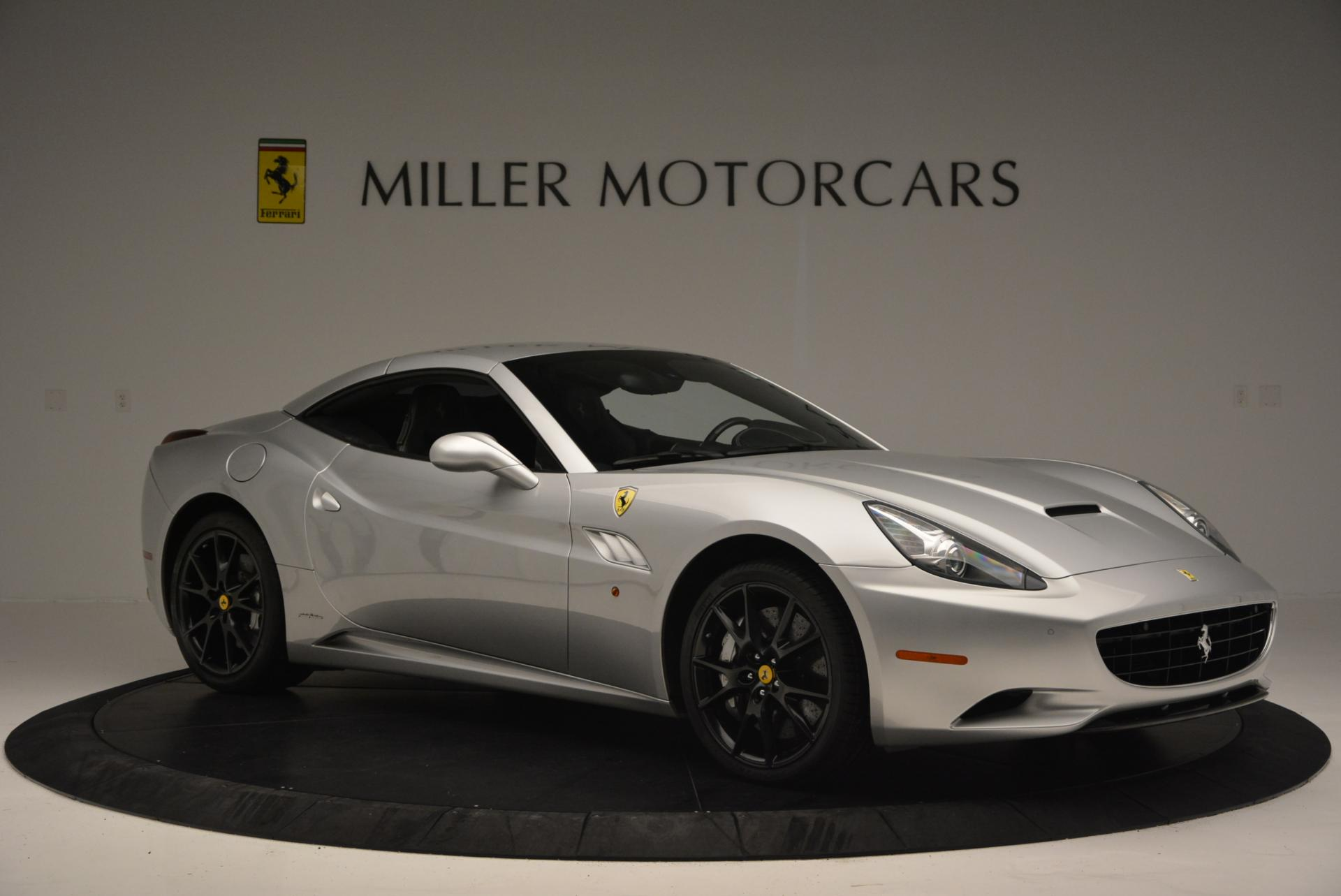 Used 2012 Ferrari California  For Sale In Westport, CT 134_p22