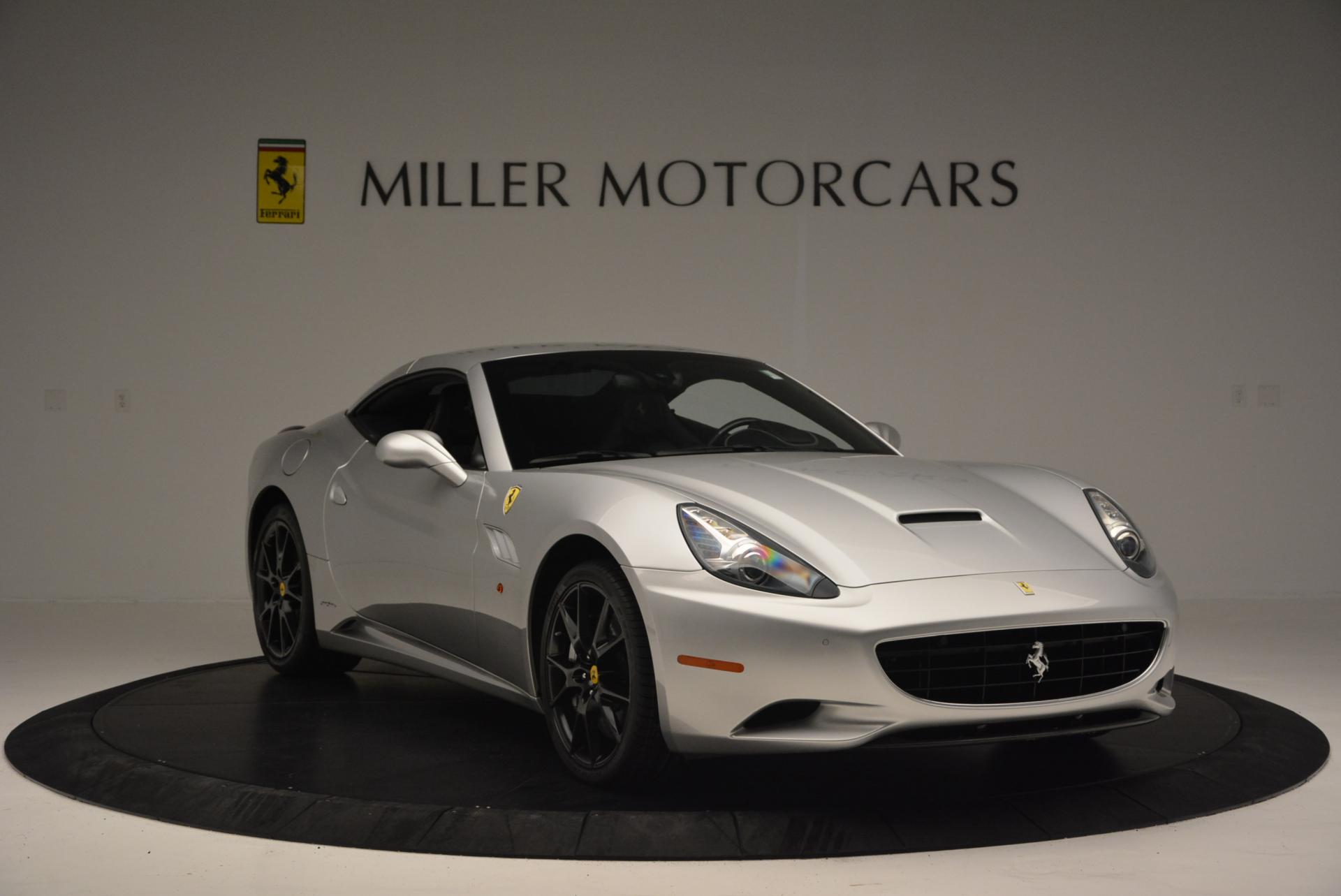 Used 2012 Ferrari California  For Sale In Westport, CT 134_p23