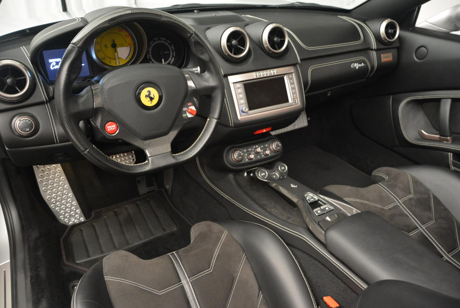 Used 2012 Ferrari California  For Sale In Westport, CT 134_p25