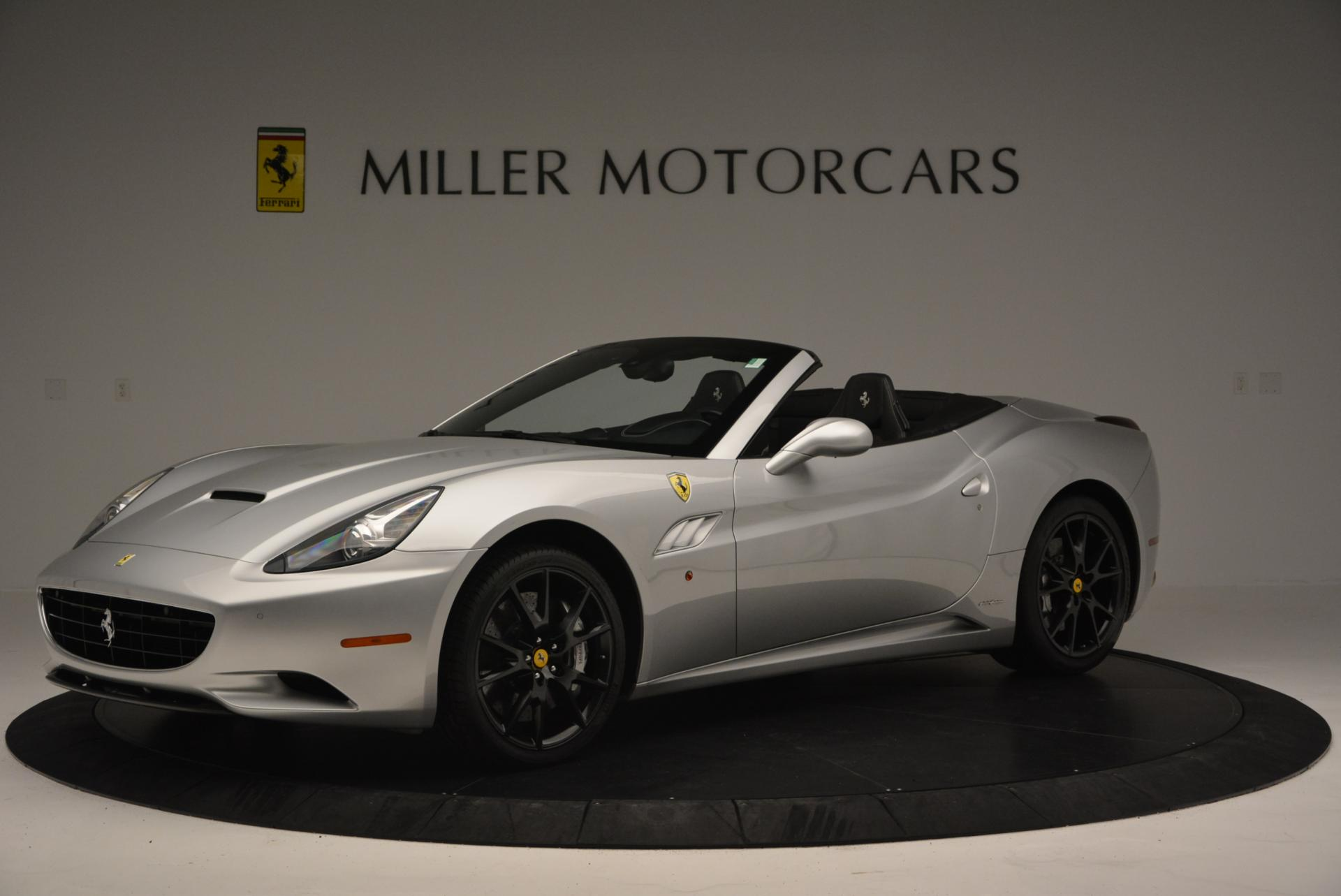 Used 2012 Ferrari California  For Sale In Westport, CT 134_p2