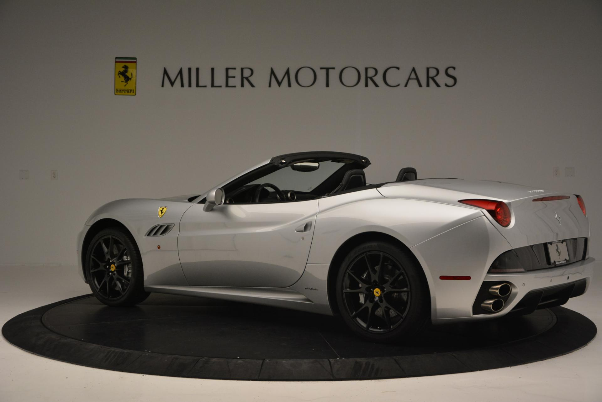 Used 2012 Ferrari California  For Sale In Westport, CT 134_p4