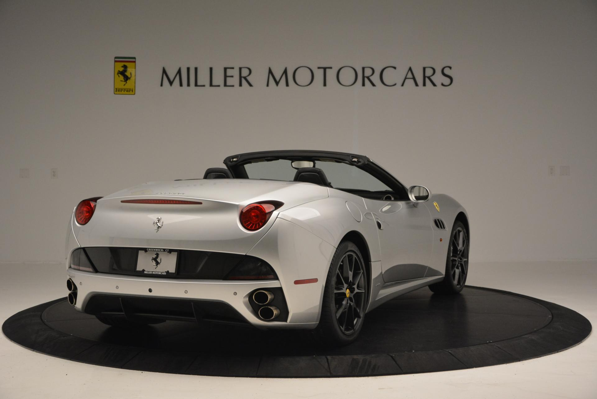 Used 2012 Ferrari California  For Sale In Westport, CT 134_p7