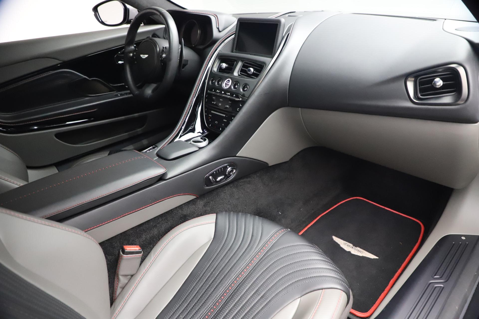 New 2017 Aston Martin DB11  For Sale In Westport, CT 1340_p18