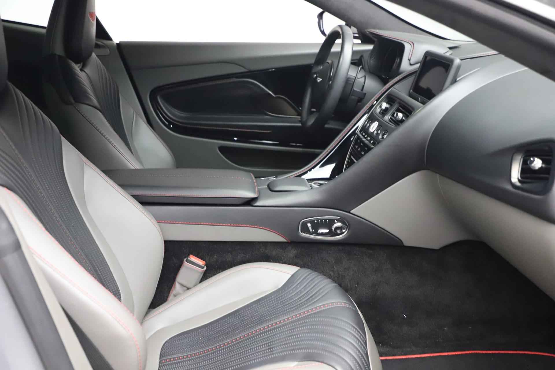 New 2017 Aston Martin DB11  For Sale In Westport, CT 1340_p19