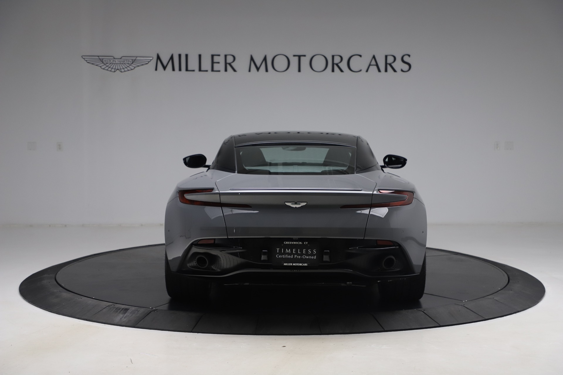 New 2017 Aston Martin DB11  For Sale In Westport, CT 1340_p5
