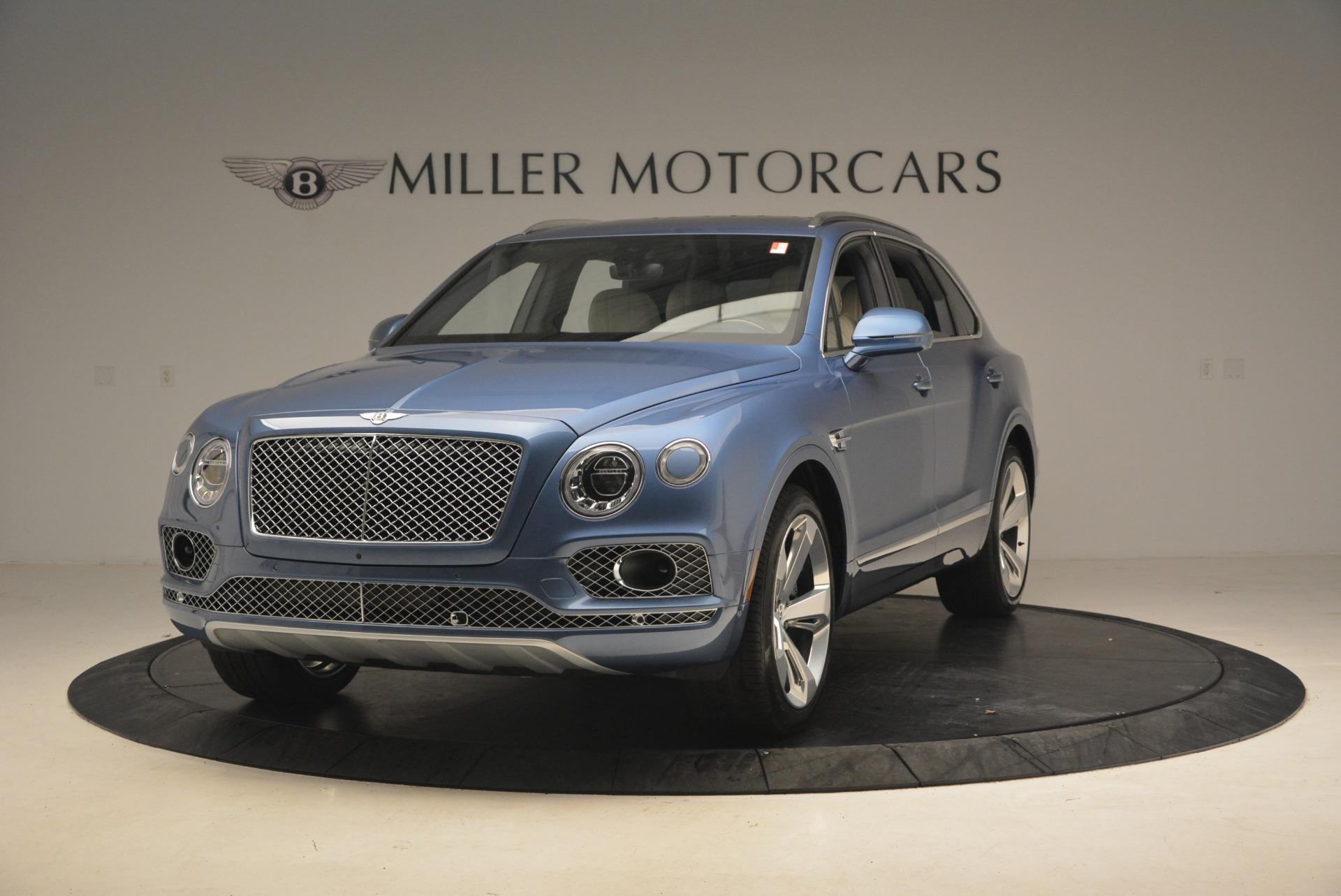 New 2018 Bentley Bentayga  For Sale In Westport, CT 1342_main
