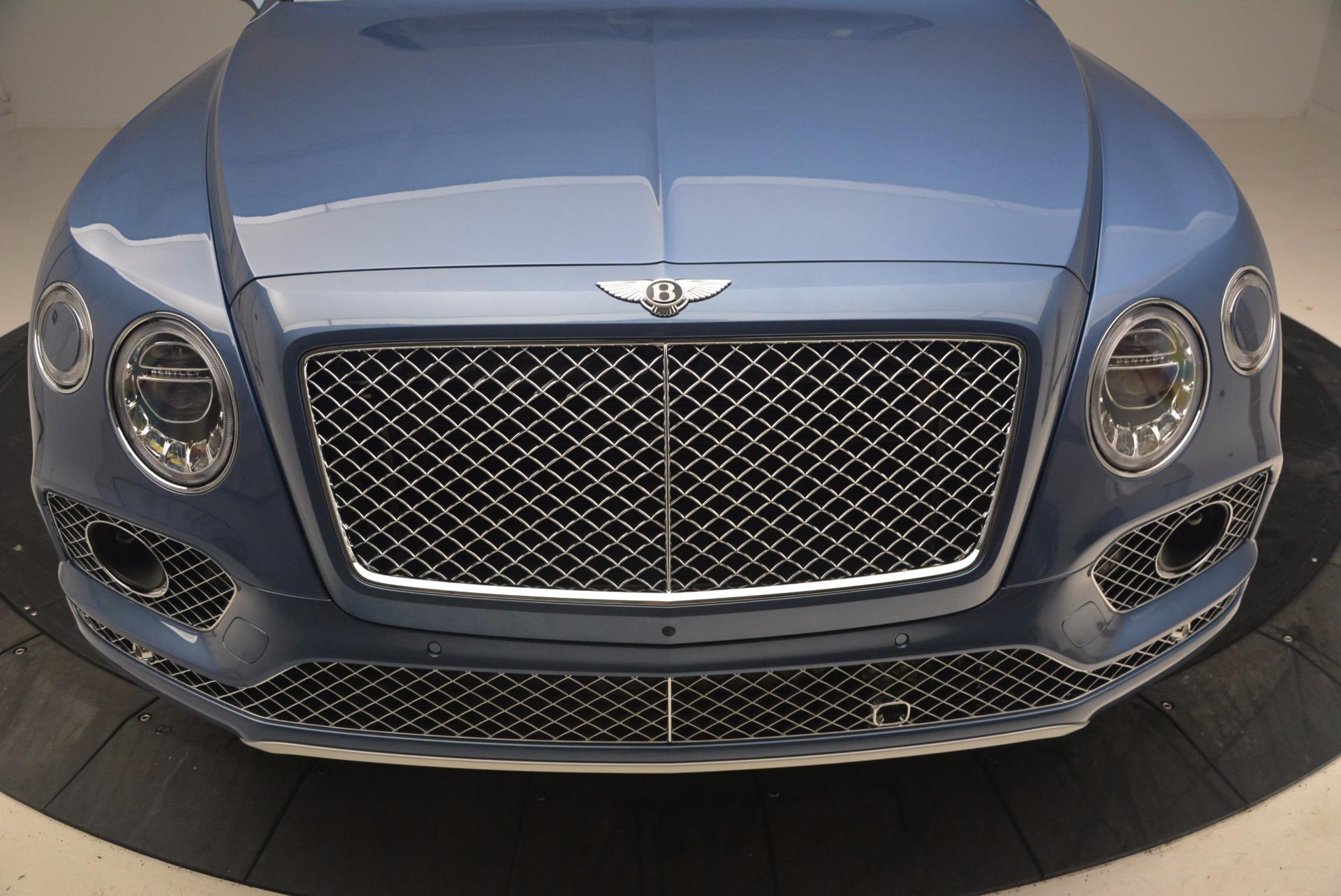 New 2018 Bentley Bentayga  For Sale In Westport, CT 1342_p13
