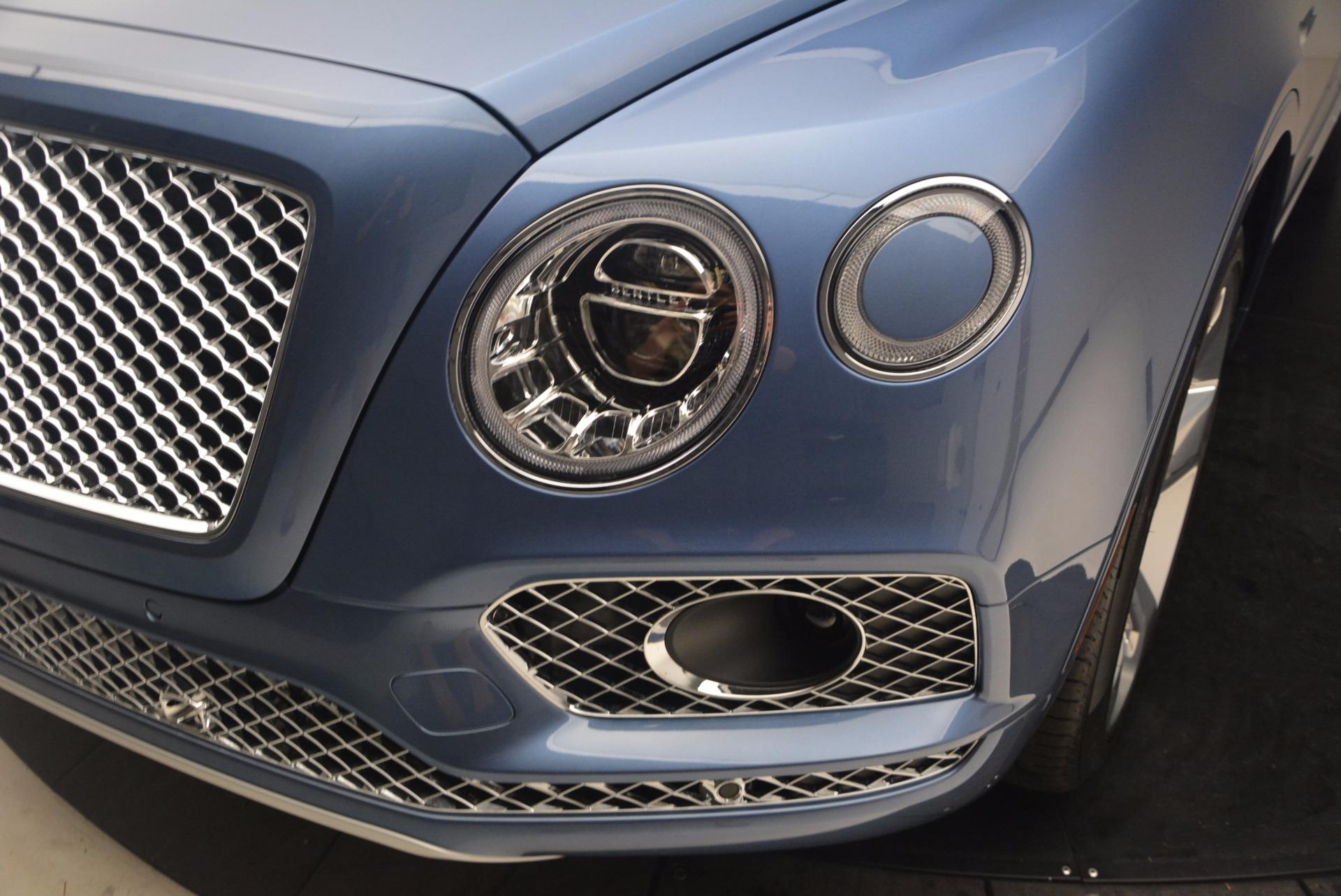 New 2018 Bentley Bentayga  For Sale In Westport, CT 1342_p15