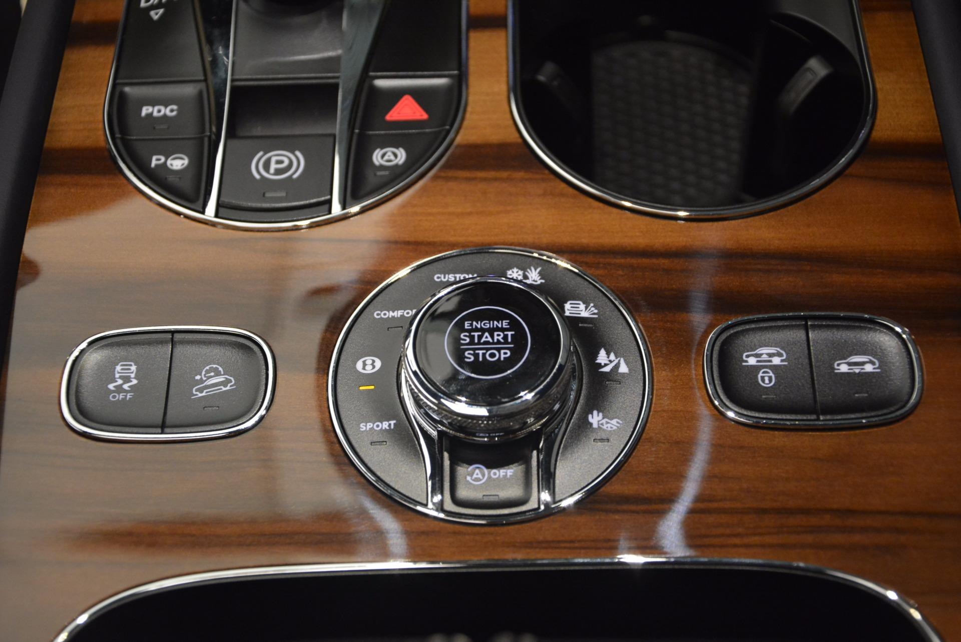 New 2018 Bentley Bentayga  For Sale In Westport, CT 1342_p32