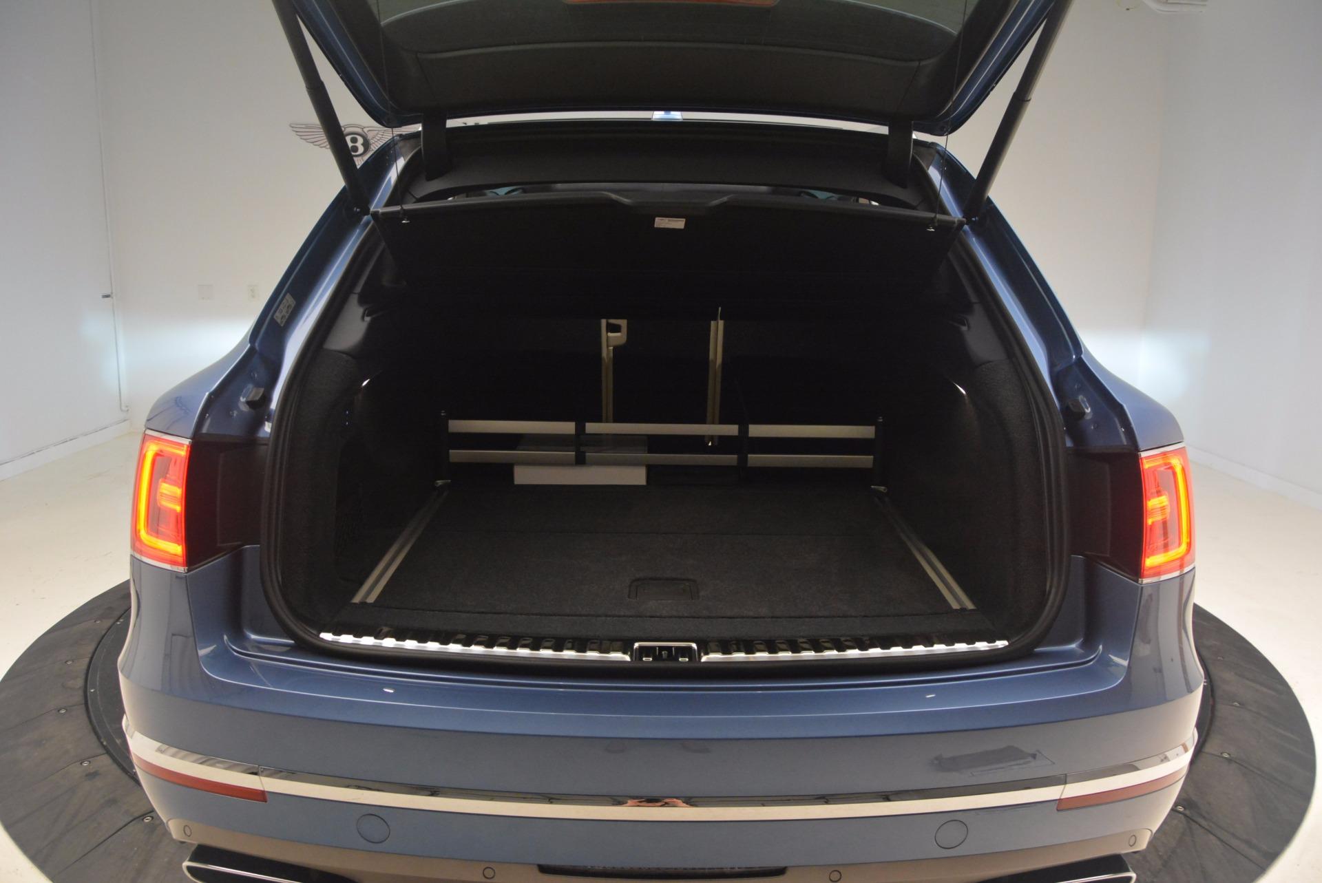 New 2018 Bentley Bentayga  For Sale In Westport, CT 1342_p50