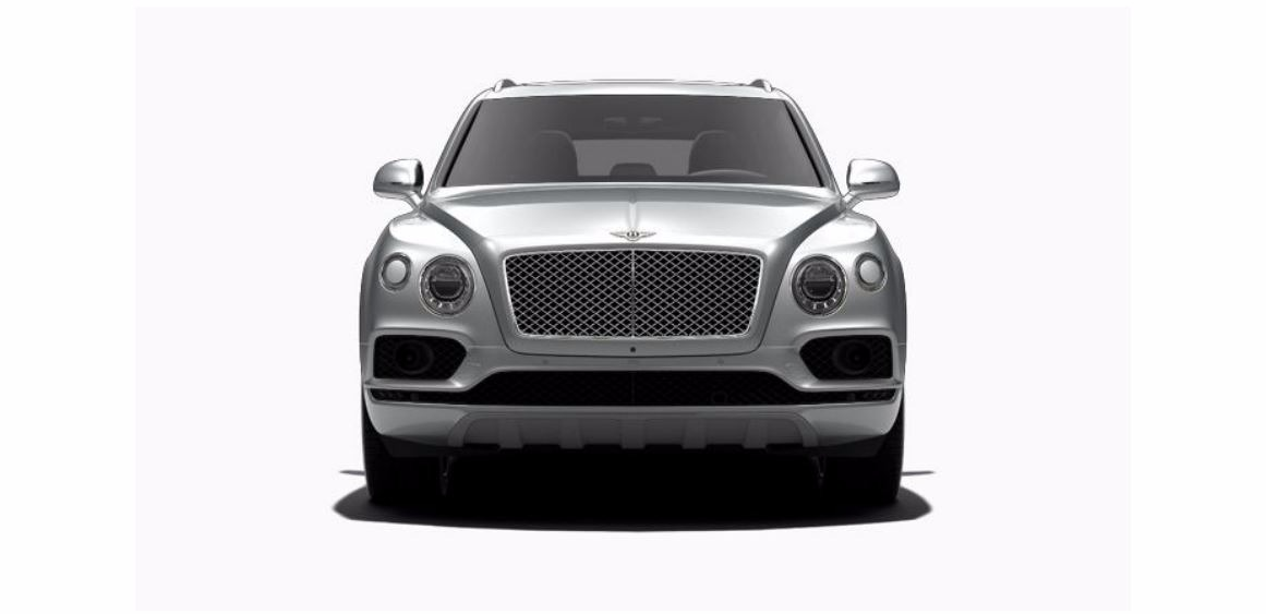 Used 2017 Bentley Bentayga W12 For Sale In Westport, CT 1344_p2