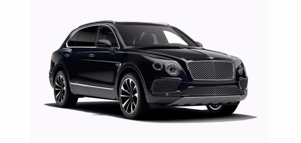 Used 2017 Bentley Bentayga W12 For Sale In Westport, CT 1345_main