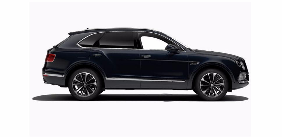 Used 2017 Bentley Bentayga W12 For Sale In Westport, CT 1345_p3