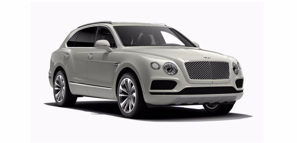 Used 2017 Bentley Bentayga W12 For Sale In Westport, CT 1346_main