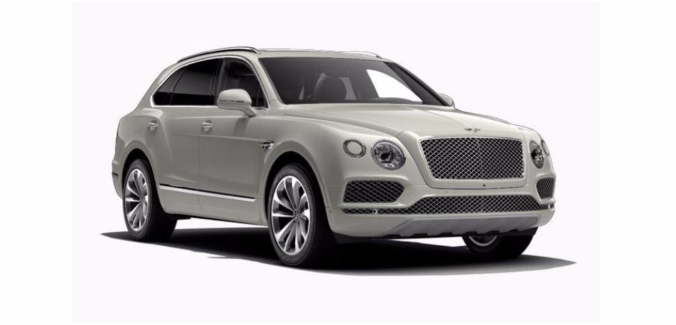 Used 2017 Bentley Bentayga W12 For Sale In Westport, CT 1348_main