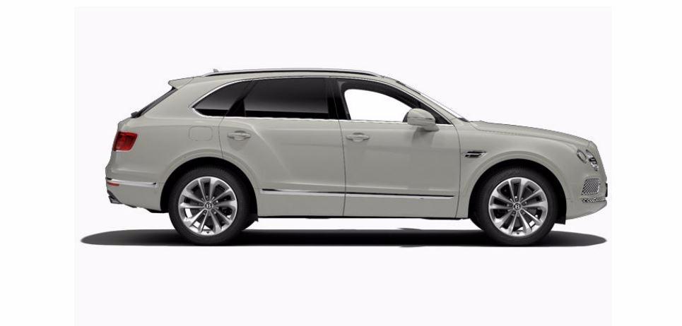 Used 2017 Bentley Bentayga W12 For Sale In Westport, CT 1348_p3