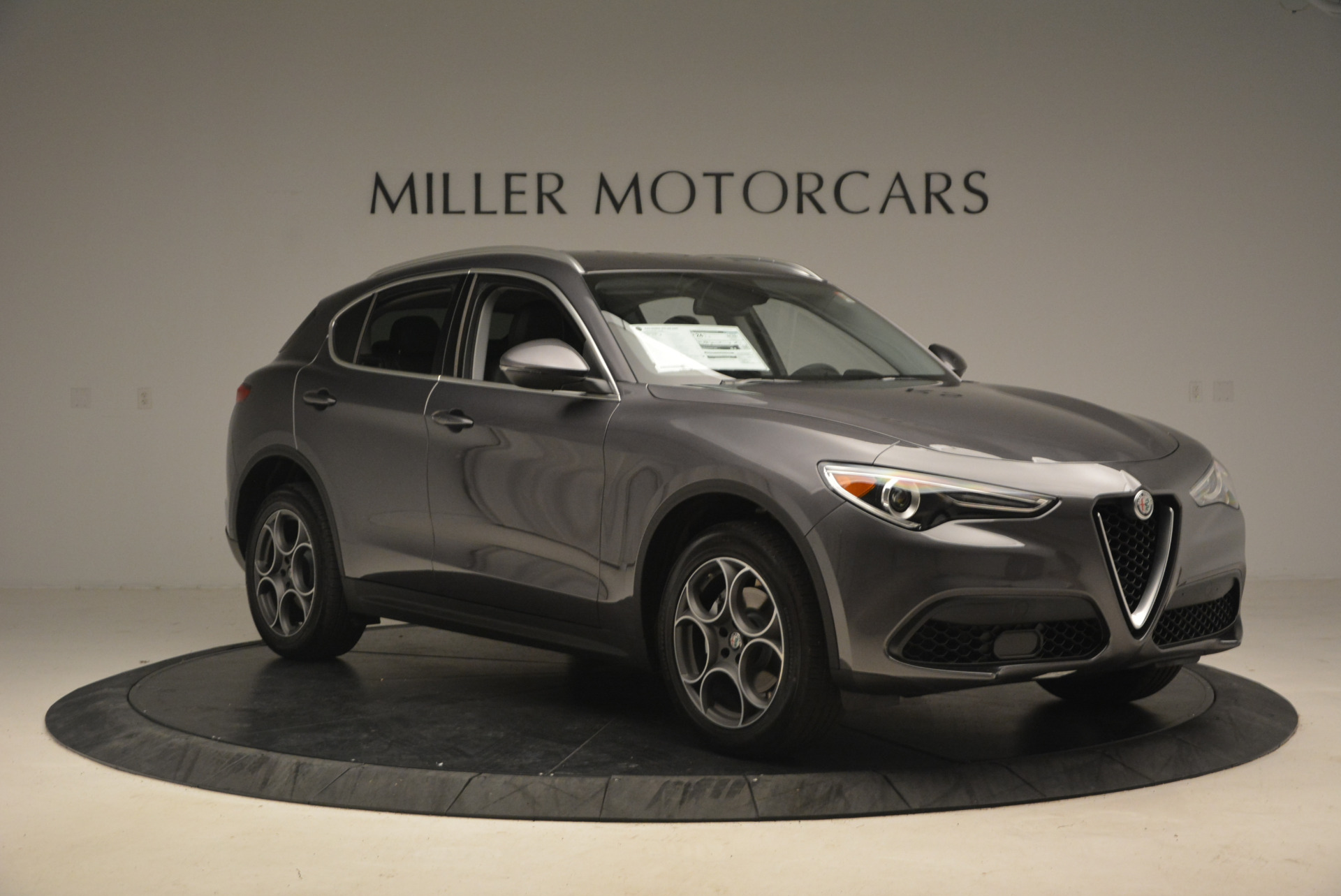 New 2018 Alfa Romeo Stelvio Q4 For Sale In Westport, CT 1349_p11