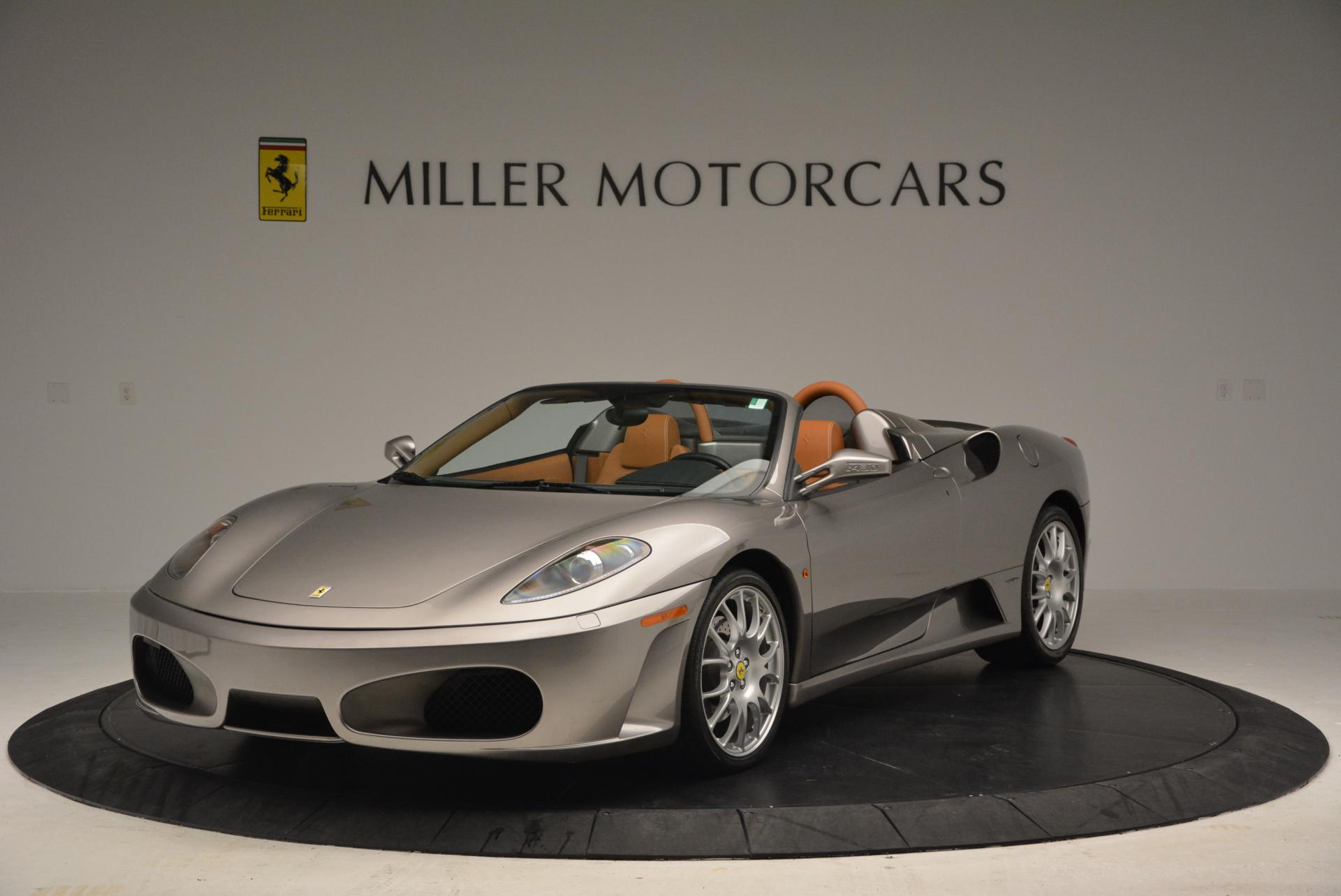Used 2005 Ferrari F430 Spider 6-Speed Manual For Sale In Westport, CT