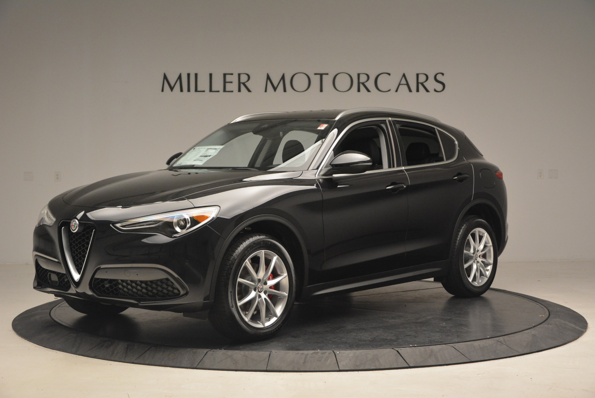 New 2018 Alfa Romeo Stelvio Ti Q4 For Sale In Westport, CT 1351_main