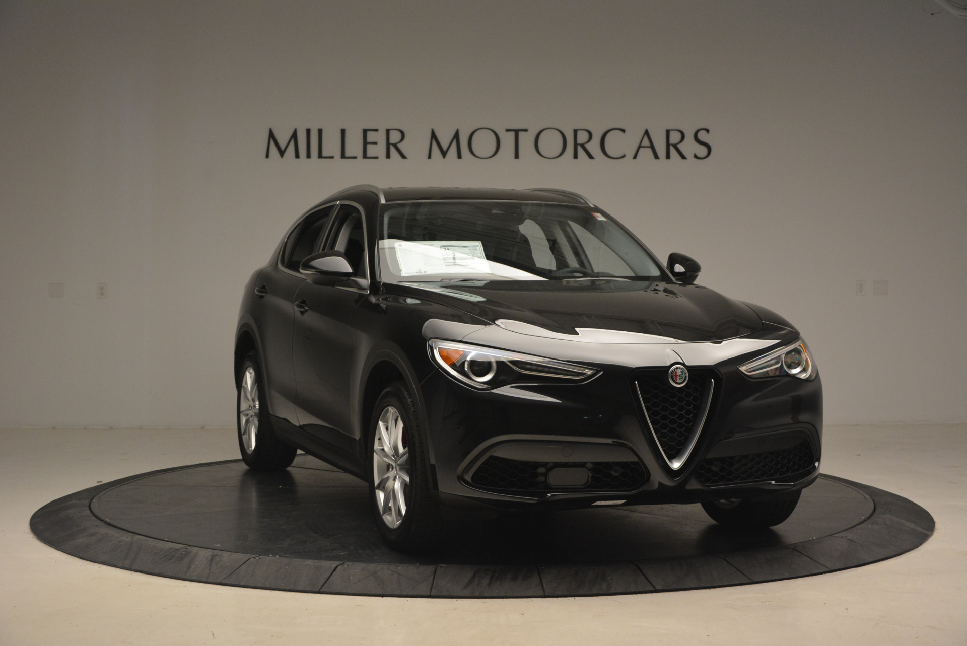 New 2018 Alfa Romeo Stelvio Ti Q4 For Sale In Westport, CT 1351_p10