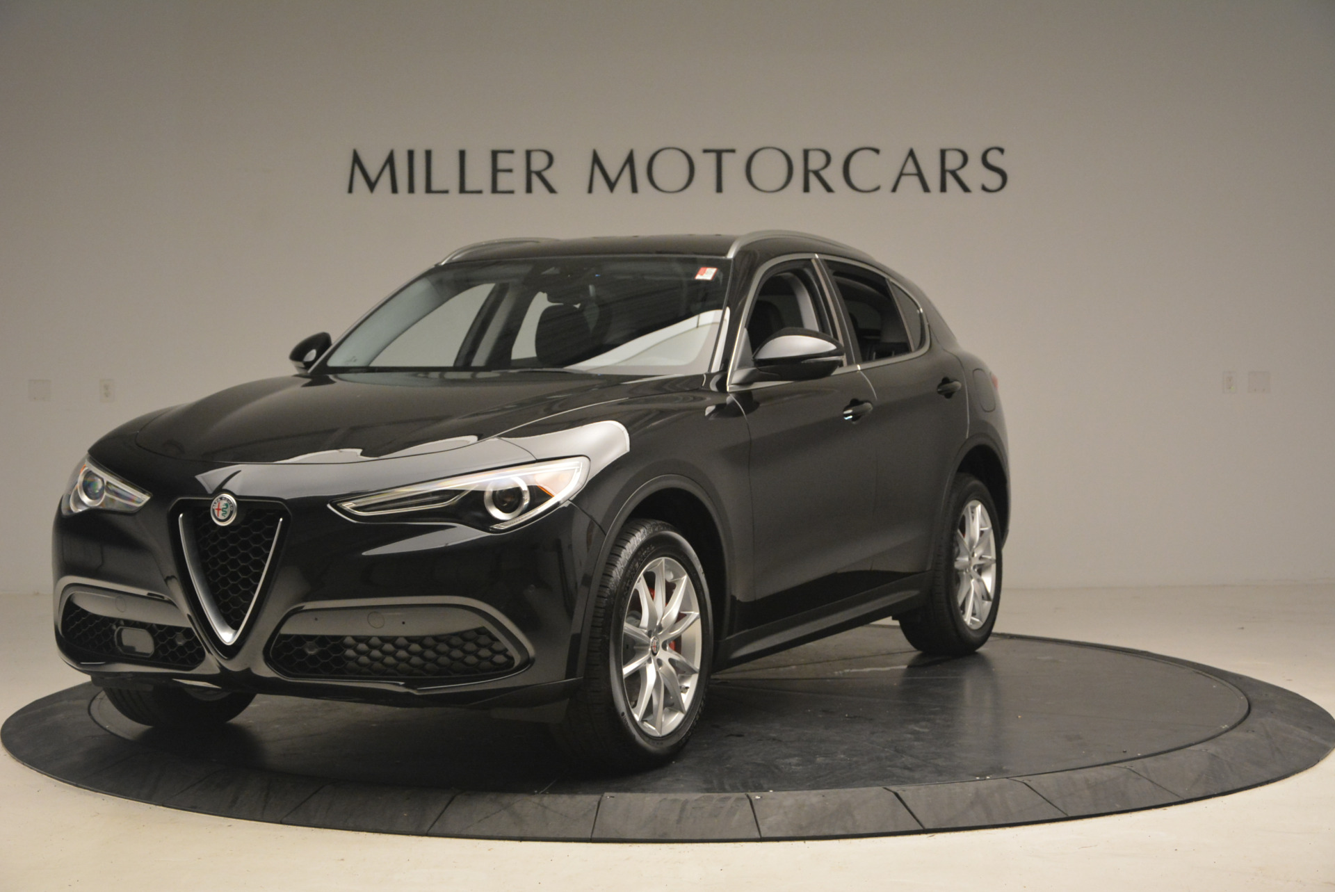 New 2018 Alfa Romeo Stelvio Ti Q4 For Sale In Westport, CT 1351_p12