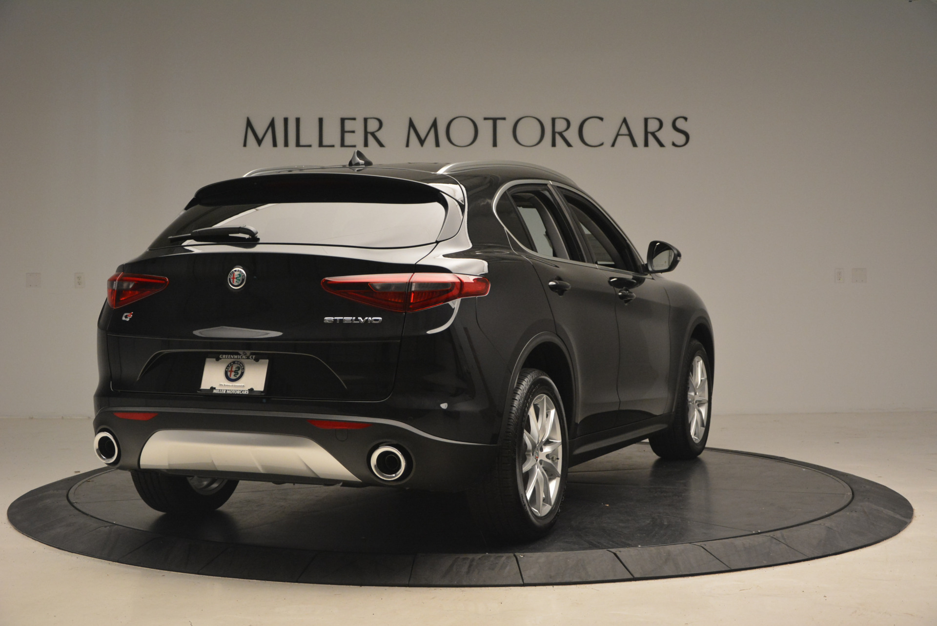 New 2018 Alfa Romeo Stelvio Ti Q4 For Sale In Westport, CT 1351_p6