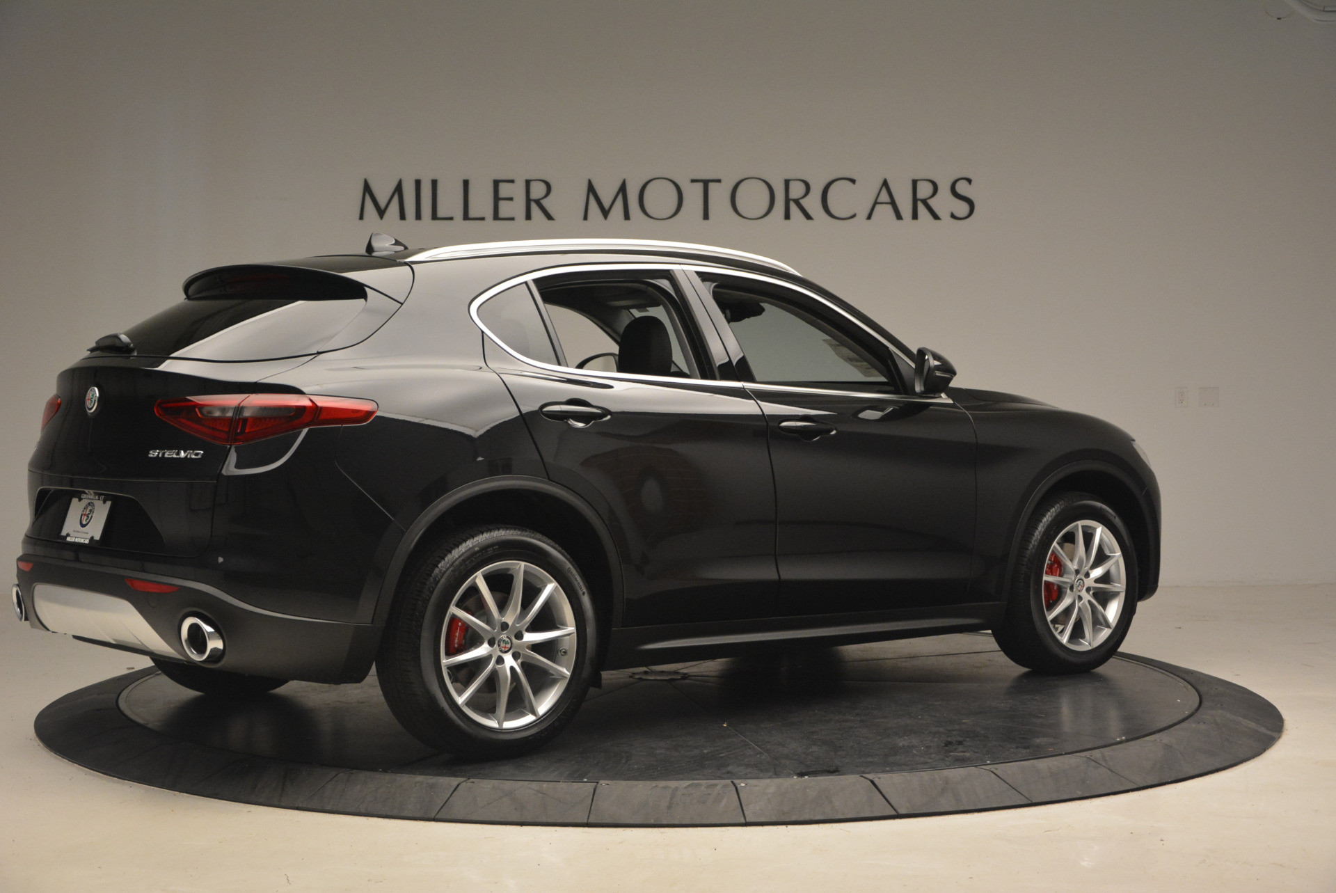 New 2018 Alfa Romeo Stelvio Ti Q4 For Sale In Westport, CT 1351_p7