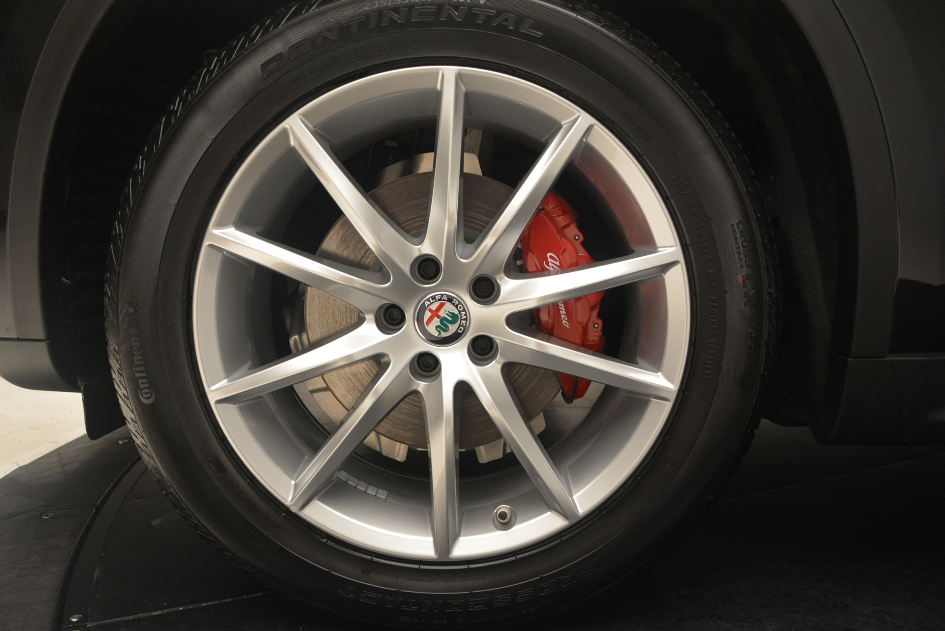 New 2018 Alfa Romeo Stelvio Ti Q4 For Sale In Westport, CT 1352_p26