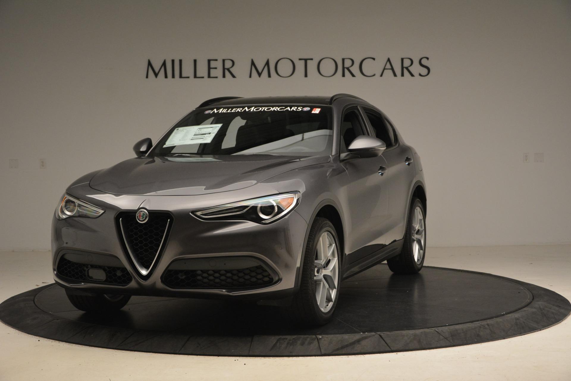 New 2018 Alfa Romeo Stelvio Ti Sport Q4 For Sale In Westport, CT 1353_main