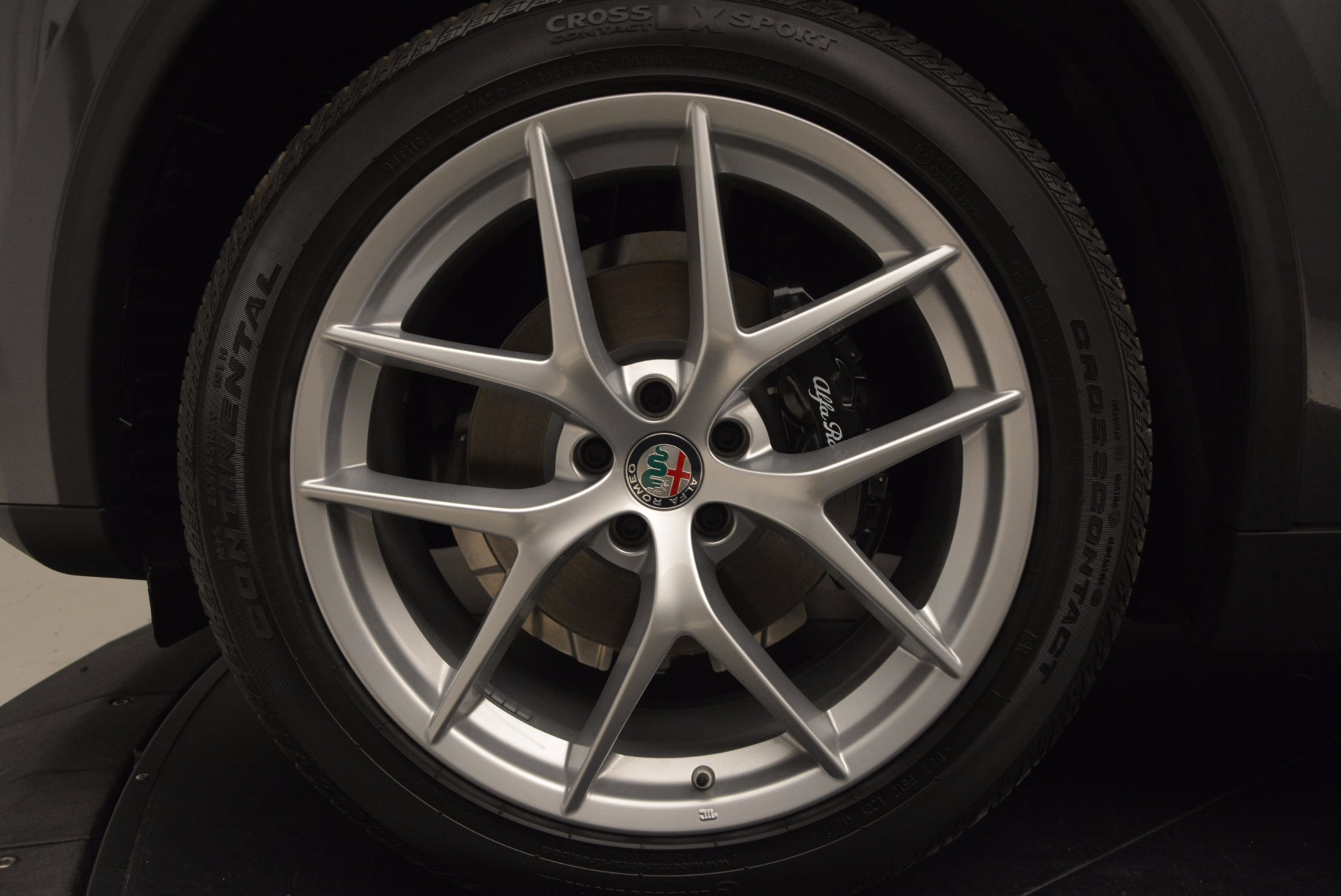 New 2018 Alfa Romeo Stelvio Ti Sport Q4 For Sale In Westport, CT 1353_p25