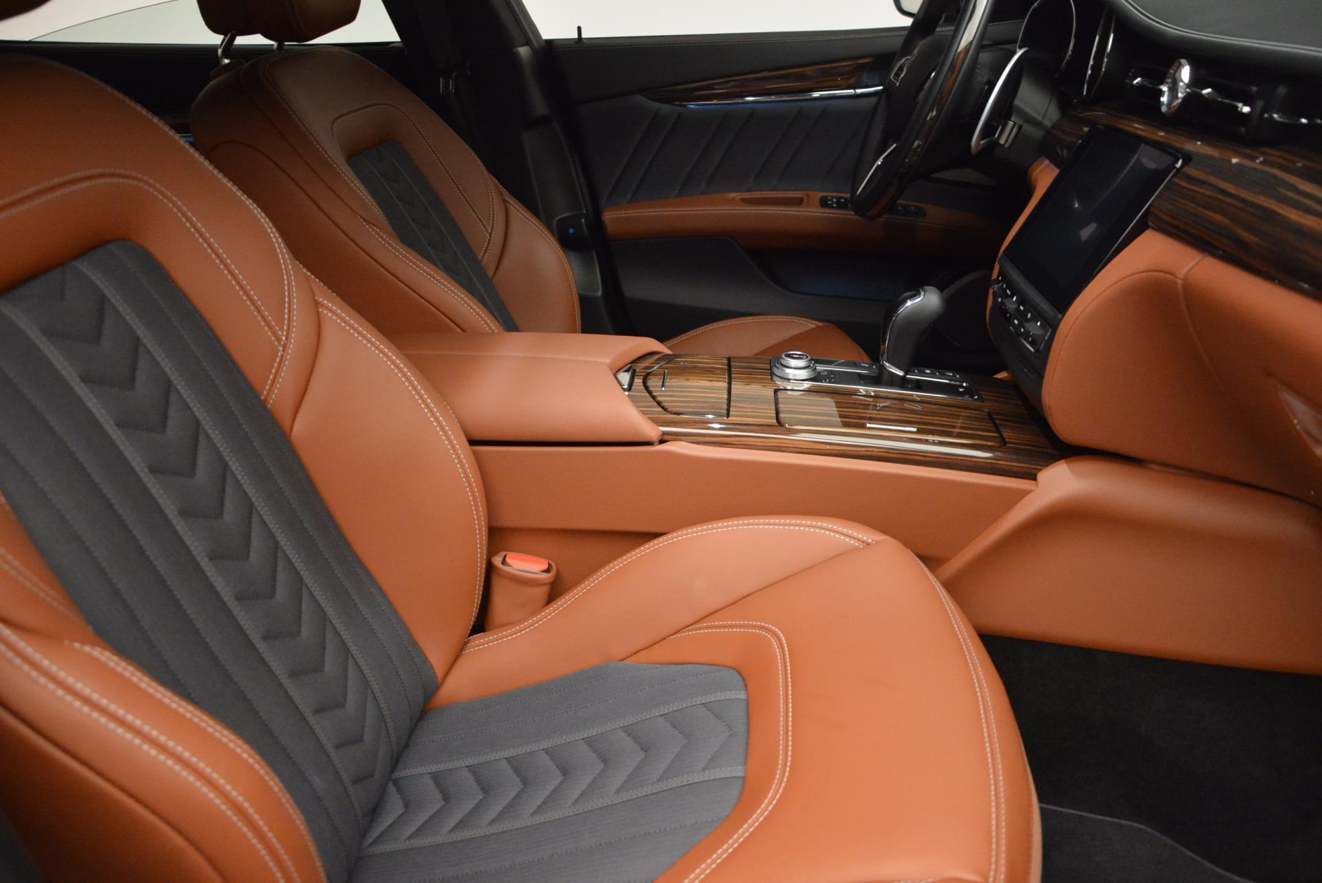 New 2017 Maserati Quattroporte S Q4 GranLusso For Sale In Westport, CT 1354_p14