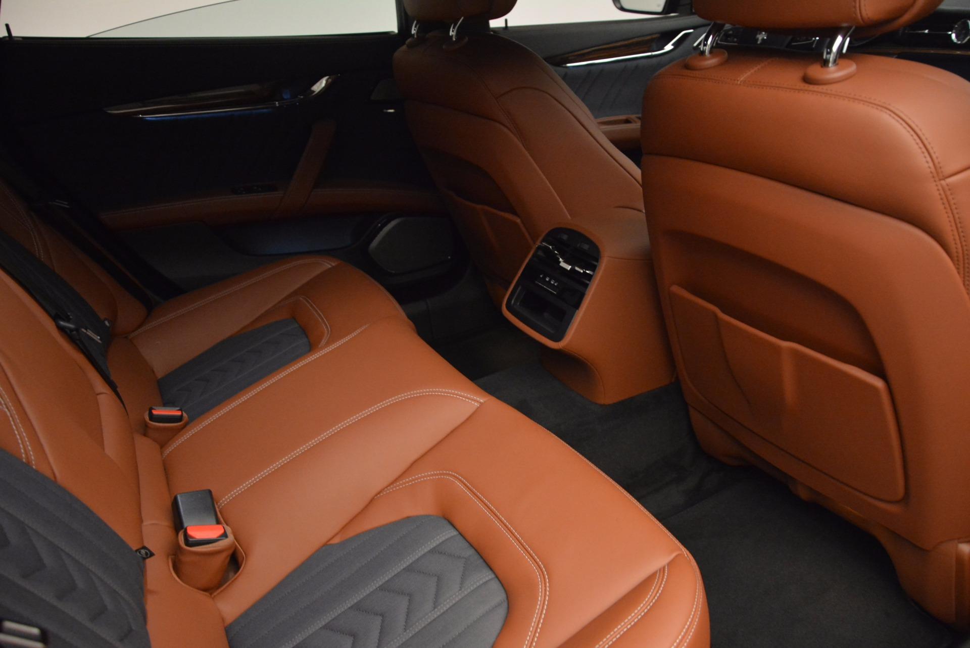 New 2017 Maserati Quattroporte S Q4 GranLusso For Sale In Westport, CT 1354_p22