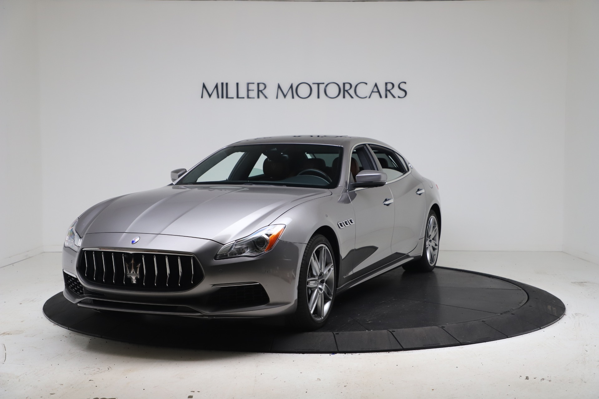 New 2017 Maserati Quattroporte SQ4 GranLusso/ Zegna For Sale In Westport, CT 1355_main