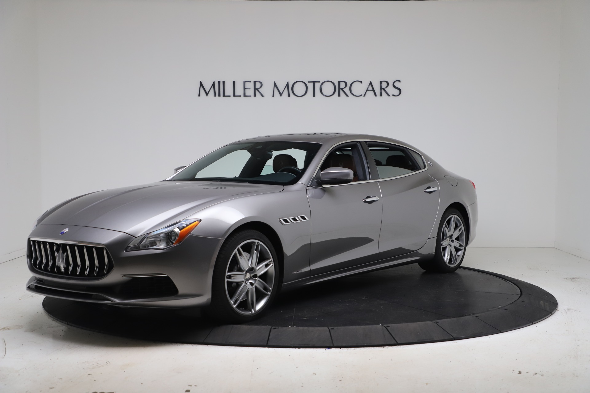 New 2017 Maserati Quattroporte SQ4 GranLusso/ Zegna For Sale In Westport, CT 1355_p2