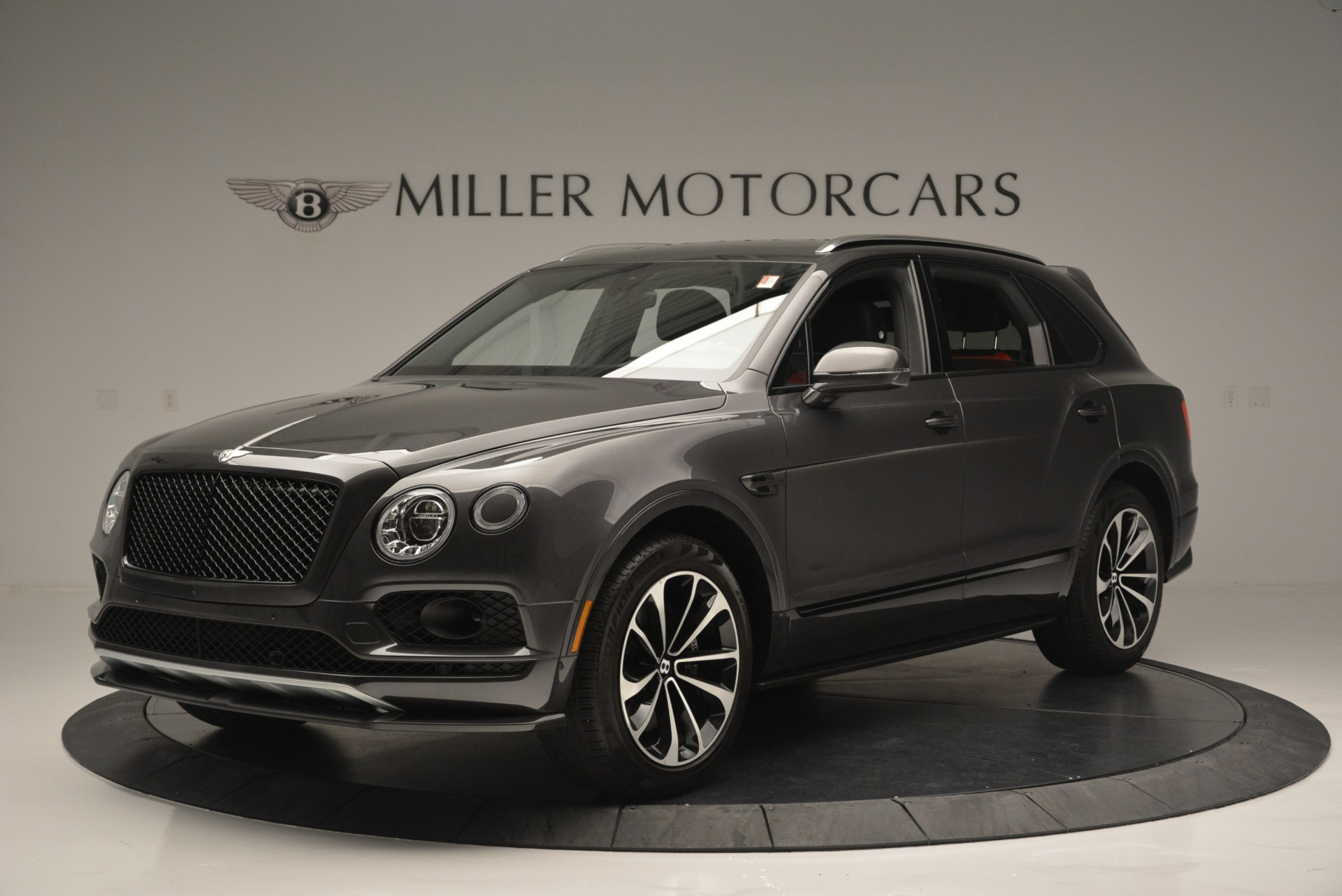 Used 2018 Bentley Bentayga W12 Signature For Sale In Westport, CT 1357_p2
