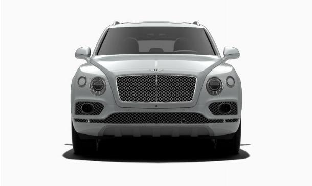 Used 2017 Bentley Bentayga  For Sale In Westport, CT 1359_p2