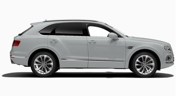 Used 2017 Bentley Bentayga  For Sale In Westport, CT 1359_p3