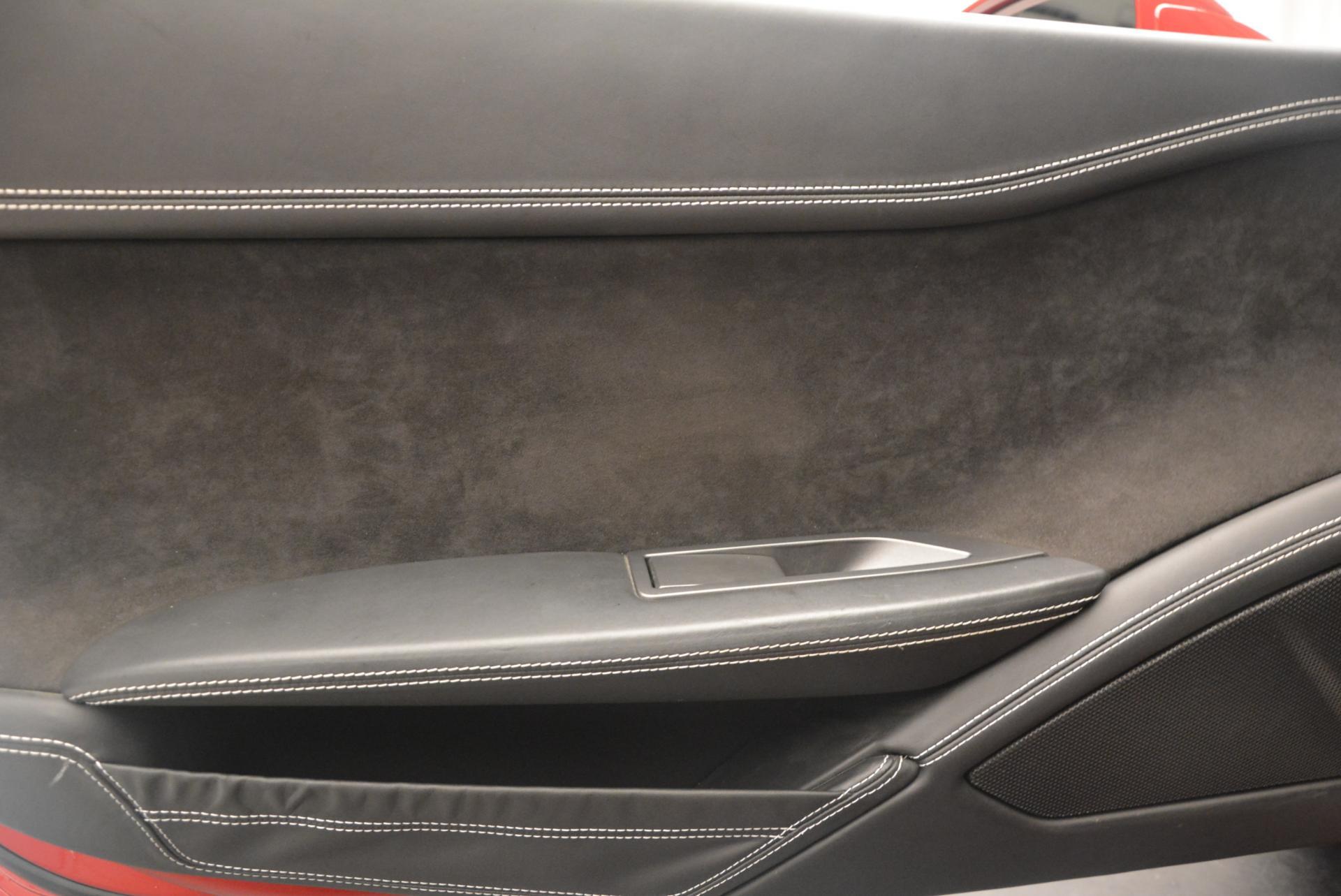 Used 2013 Ferrari 458 Spider  For Sale In Westport, CT 136_p28