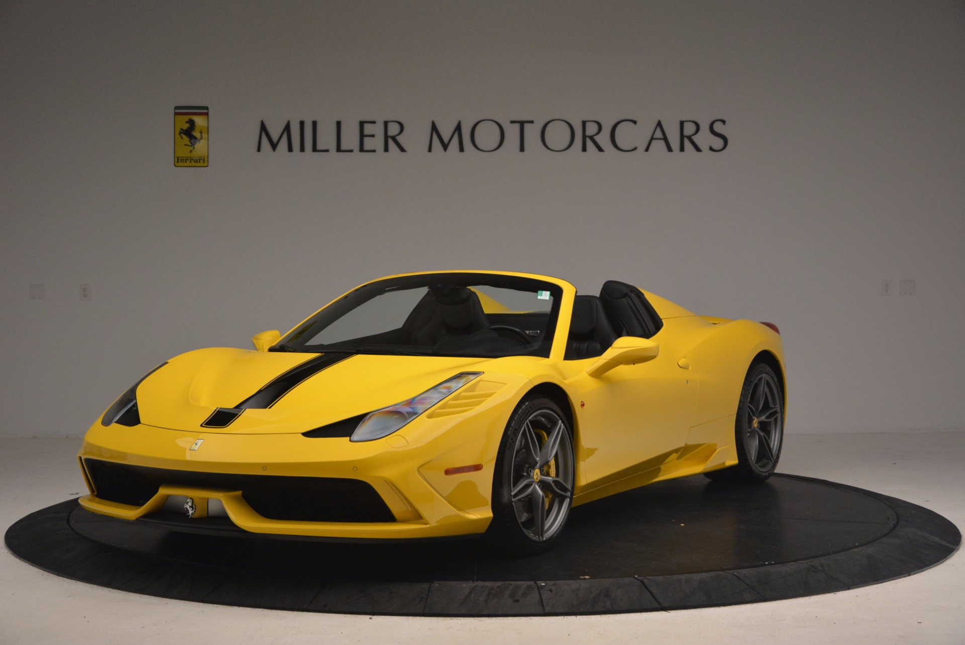 Used 2015 Ferrari 458 Speciale Aperta  For Sale In Westport, CT 1360_main