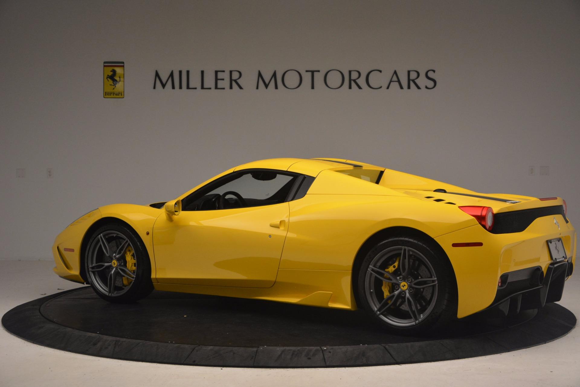 Used 2015 Ferrari 458 Speciale Aperta  For Sale In Westport, CT 1360_p16