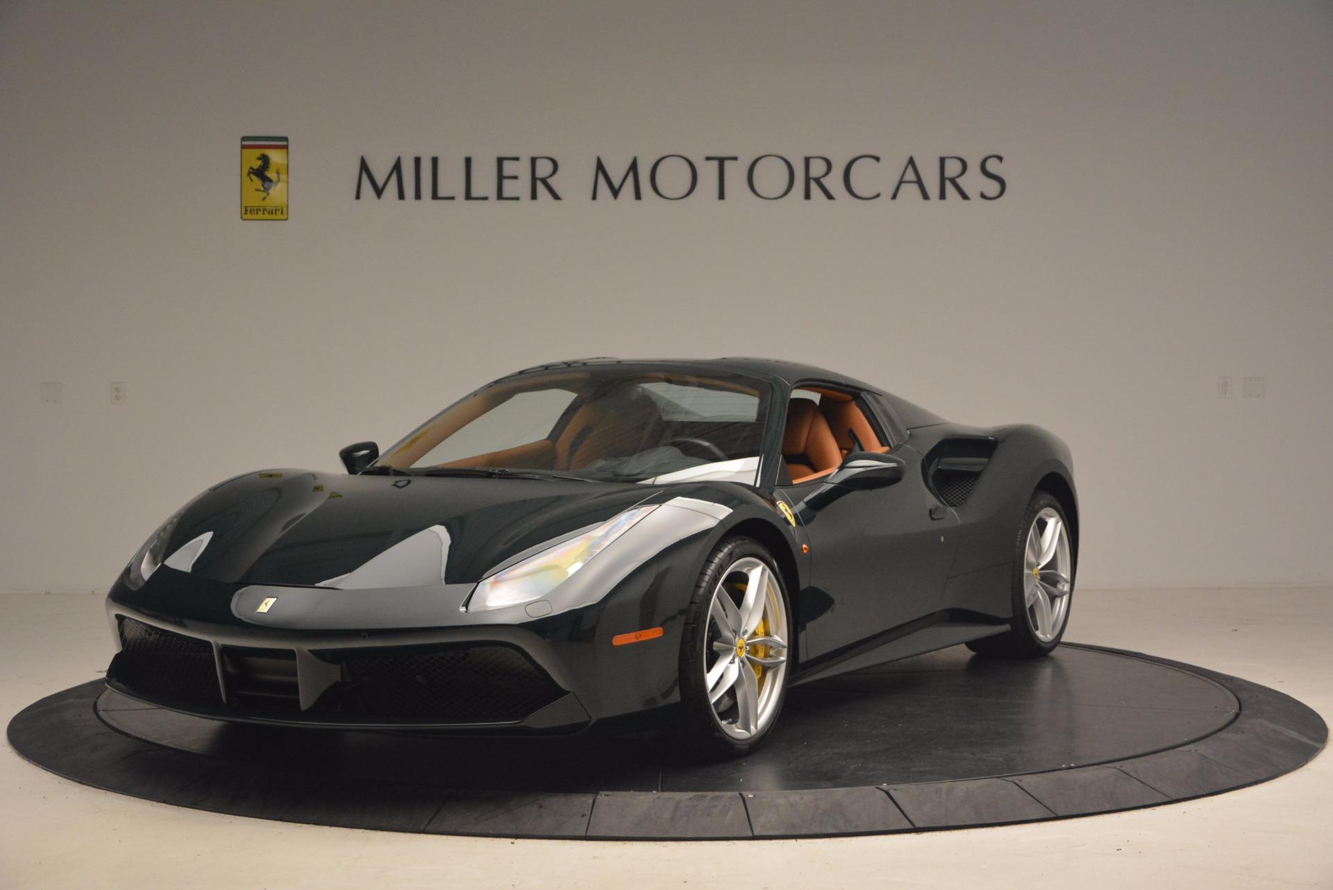 Used 2016 Ferrari 488 Spider  For Sale In Westport, CT 1361_p13