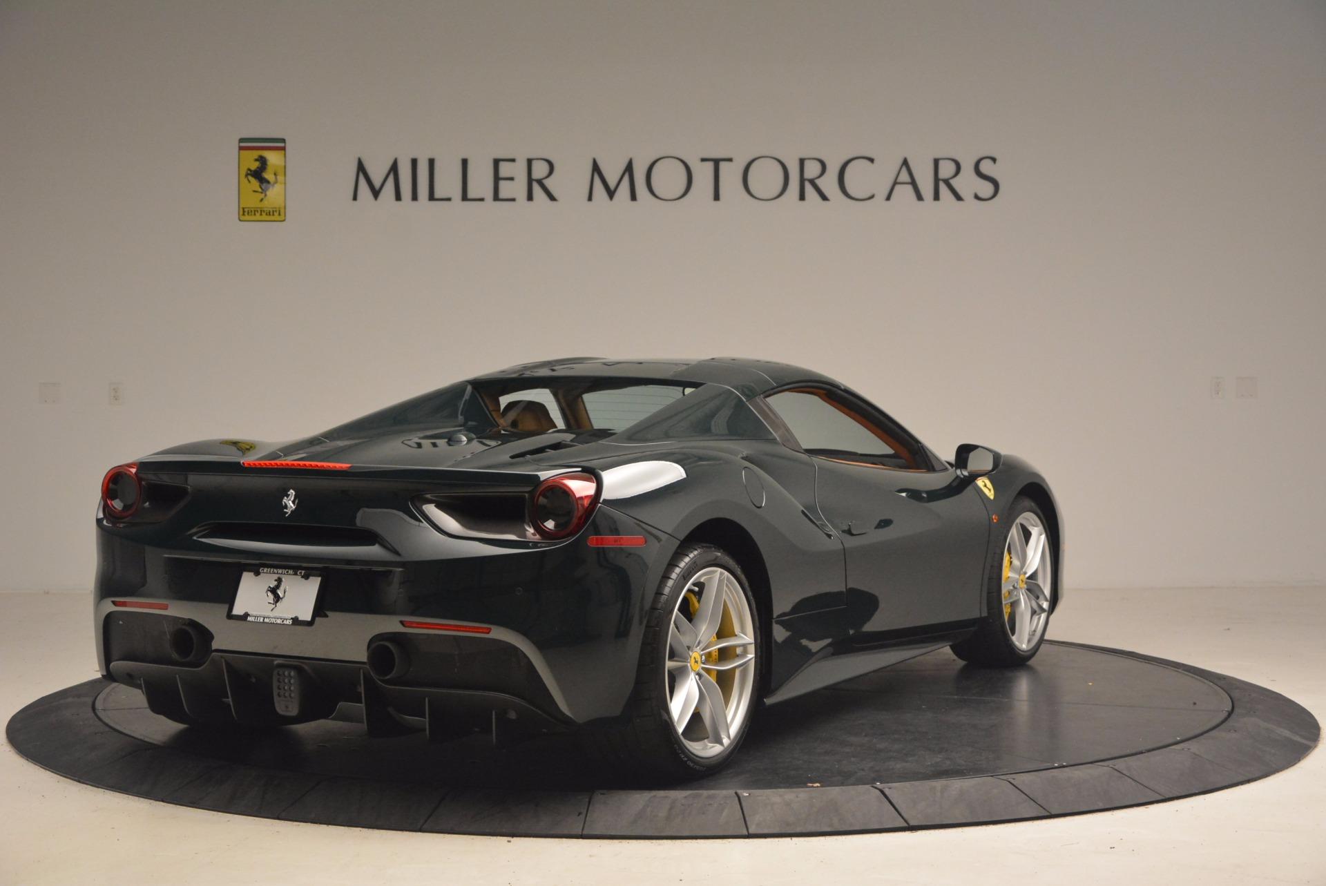 Used 2016 Ferrari 488 Spider  For Sale In Westport, CT 1361_p19