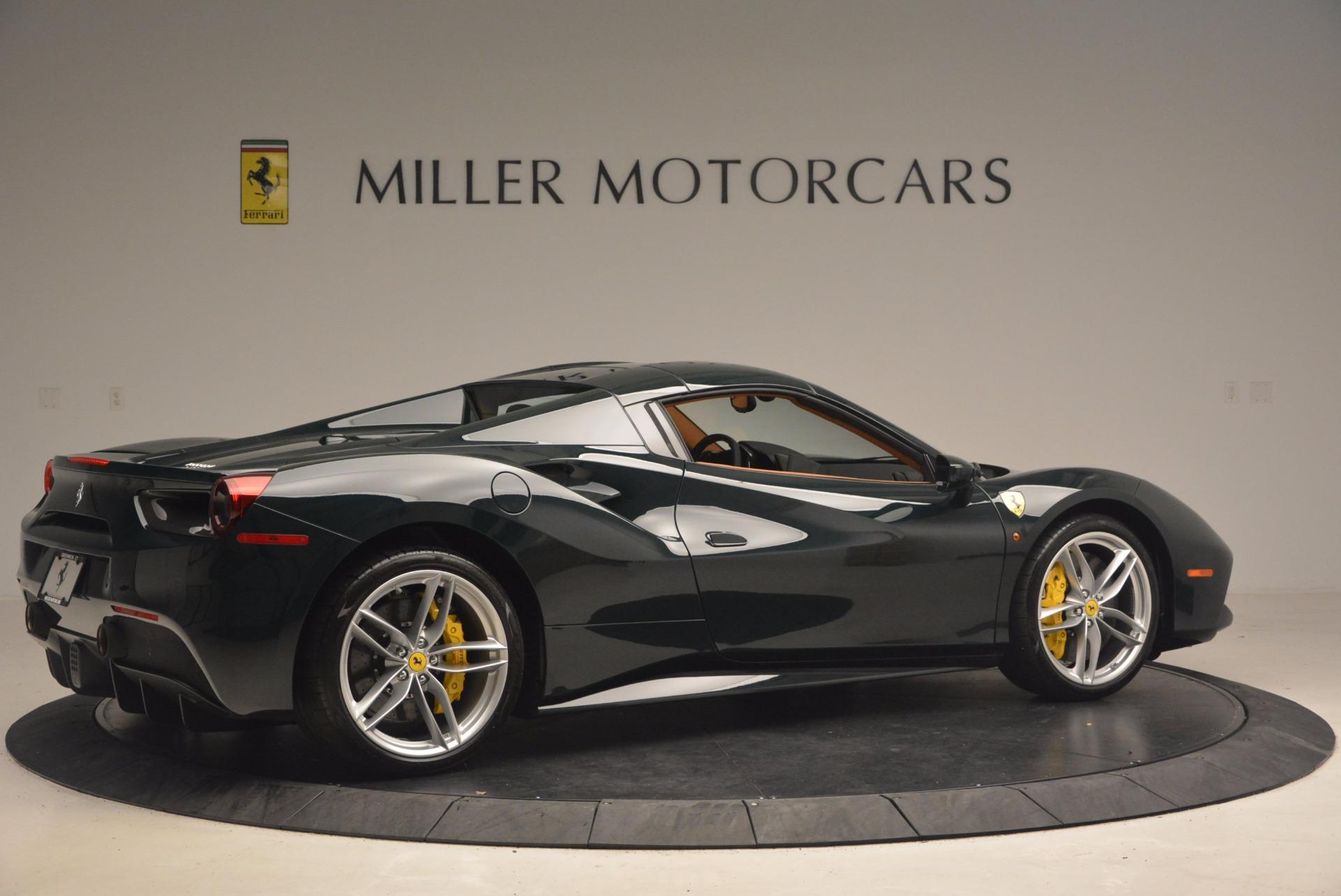 Used 2016 Ferrari 488 Spider  For Sale In Westport, CT 1361_p20