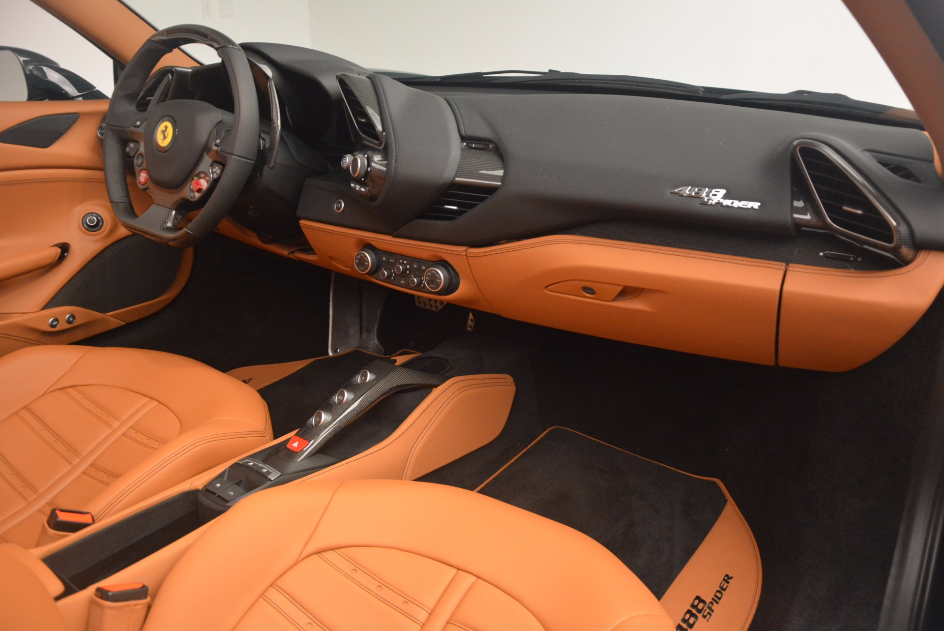Used 2016 Ferrari 488 Spider  For Sale In Westport, CT 1361_p29
